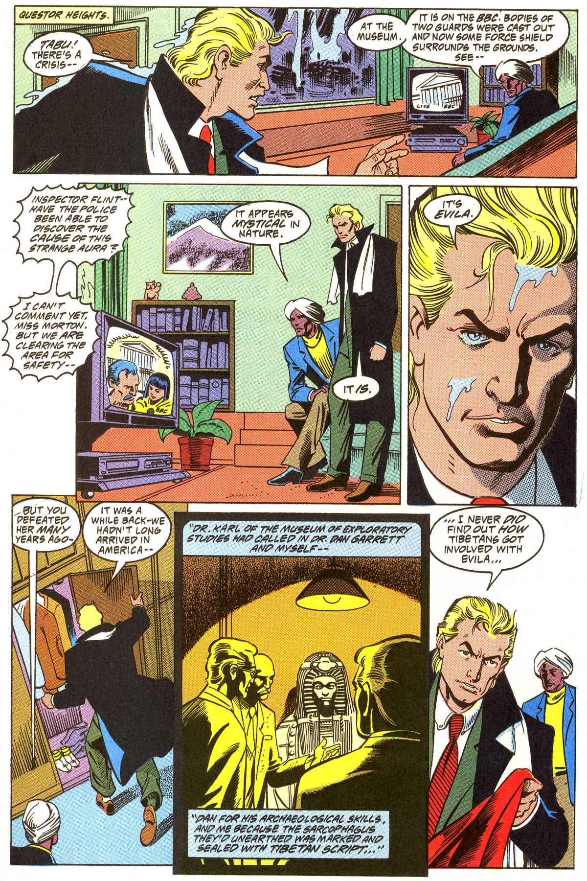 Read online Peter Cannon--Thunderbolt (1992) comic -  Issue #3 - 13