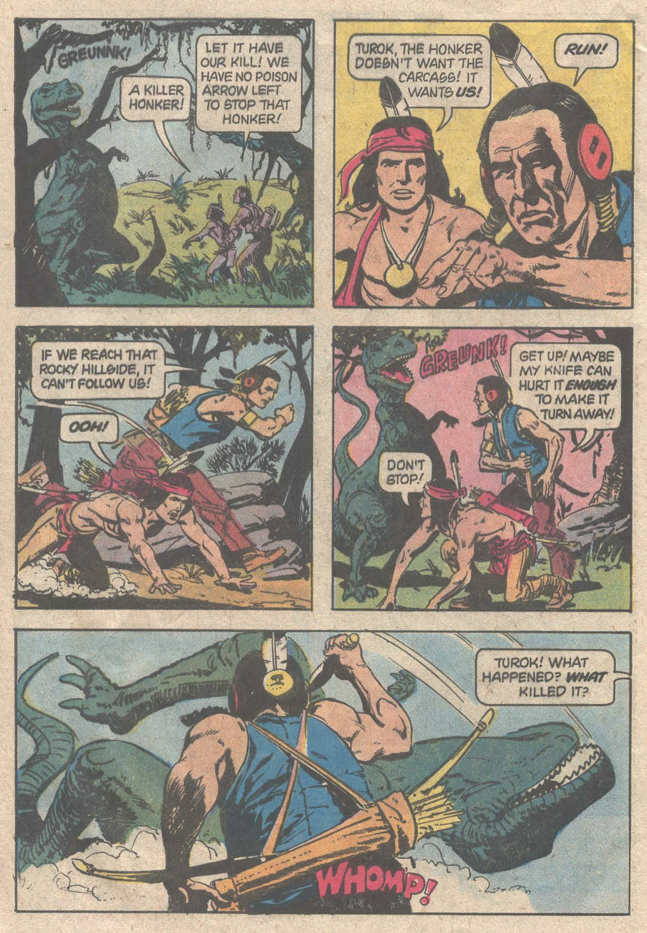 Read online Turok, Son of Stone comic -  Issue #117 - 4