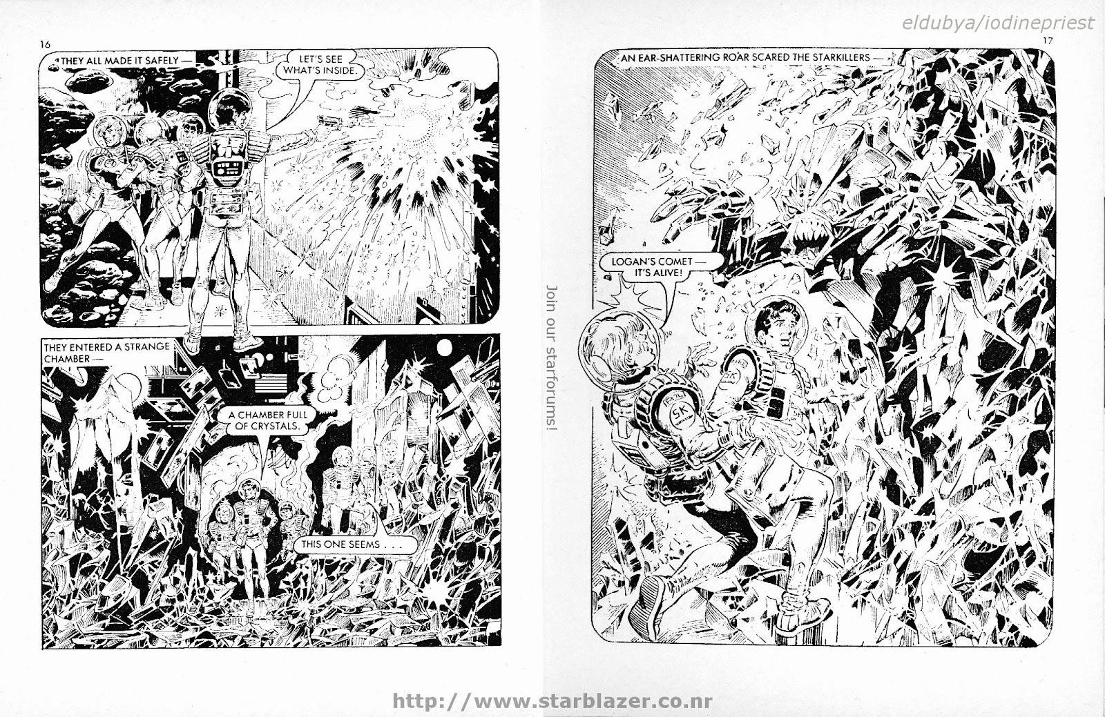 Starblazer issue 155 - Page 10