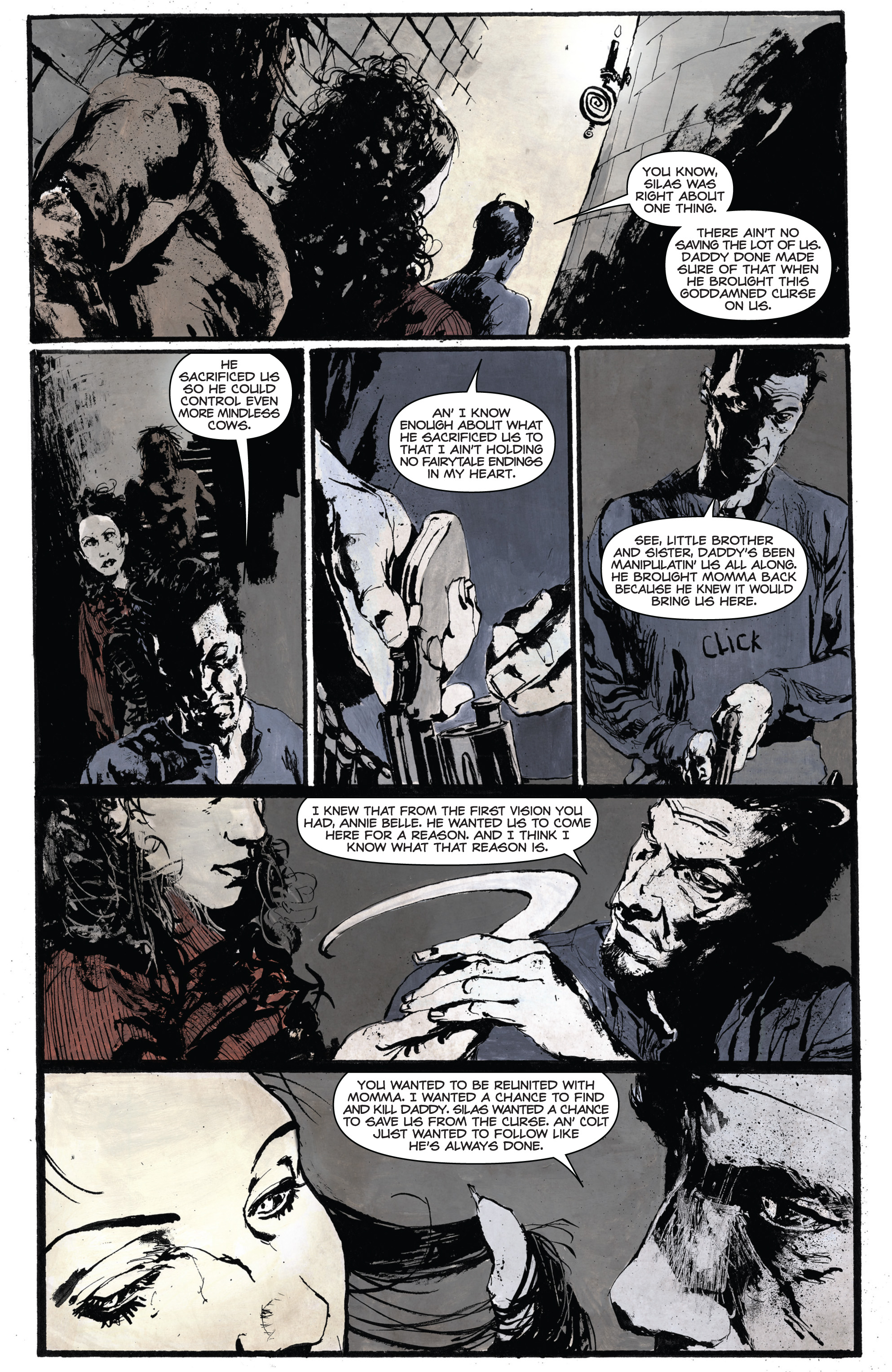 Read online Dead Irons comic -  Issue # TPB - 87