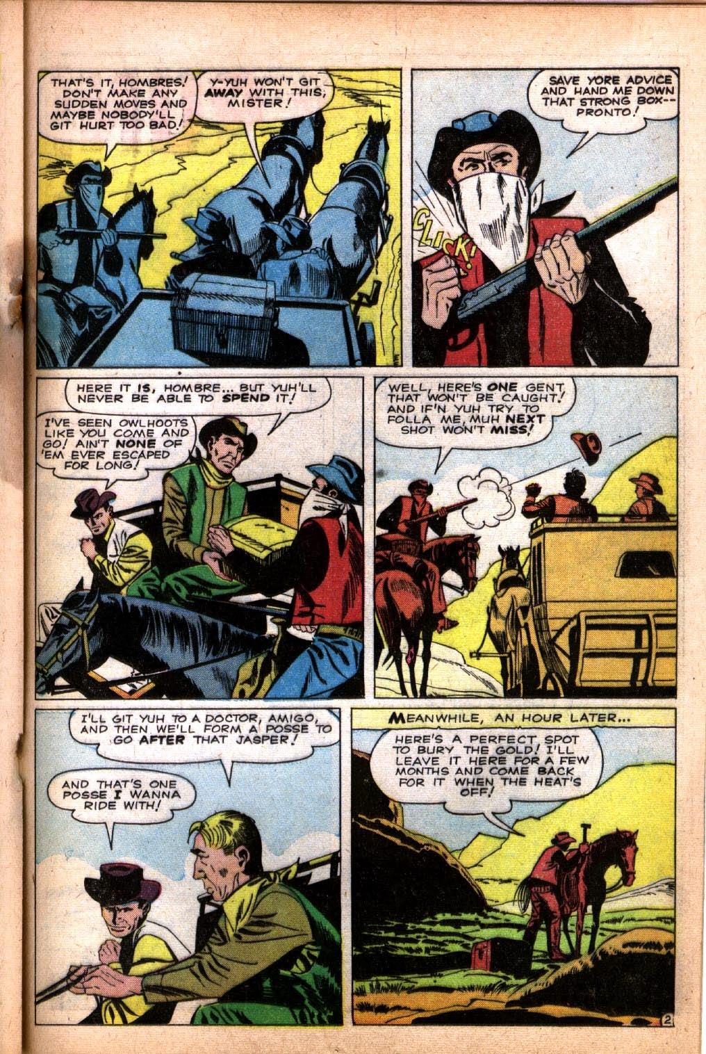 Gunsmoke Western issue 64 - Page 21