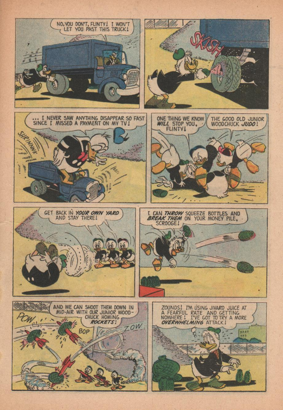 Read online Uncle Scrooge (1953) comic -  Issue #27 - 21