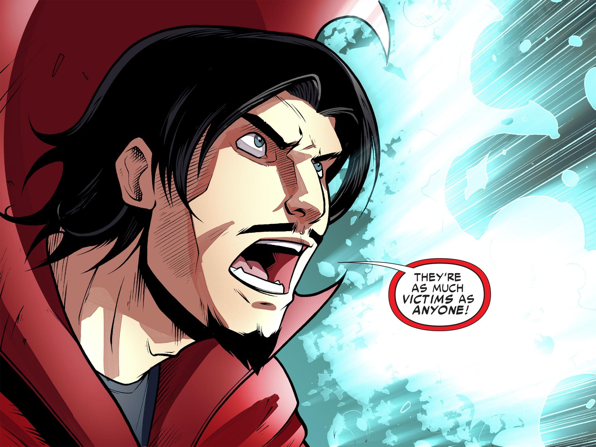Read online Ultimate Spider-Man (Infinite Comics) (2016) comic -  Issue #10 - 29