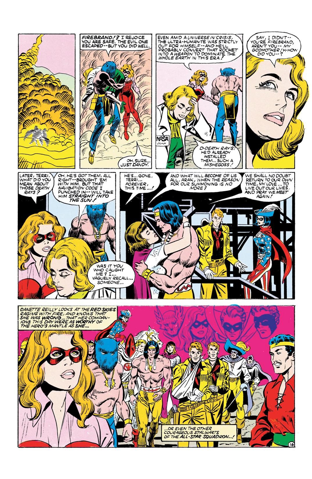 Read online All-Star Squadron comic -  Issue #55 - 17