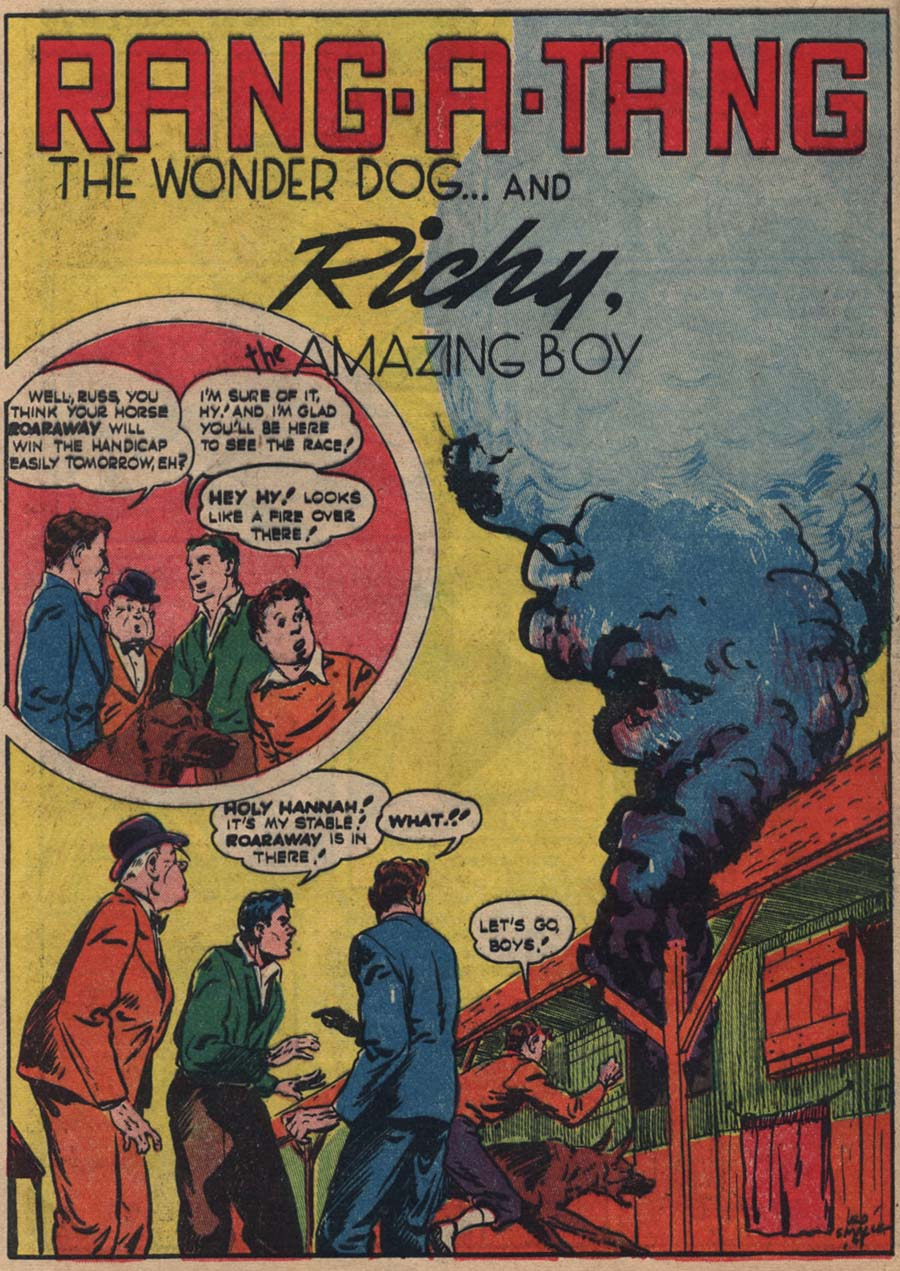 Blue Ribbon Comics (1939) issue 18 - Page 11