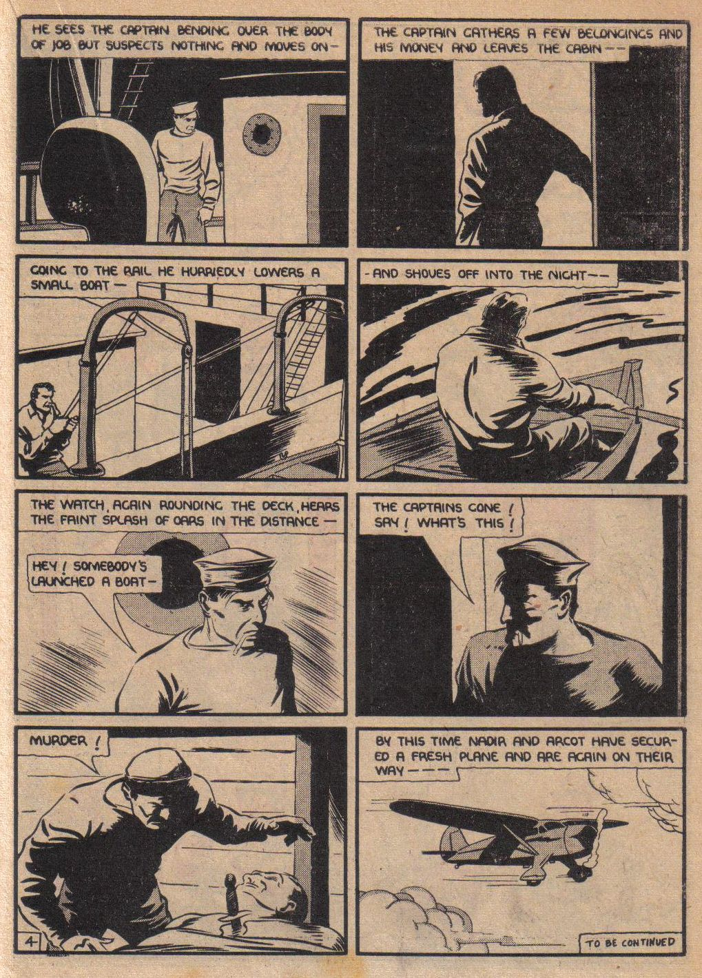 Read online Adventure Comics (1938) comic -  Issue #24 - 27