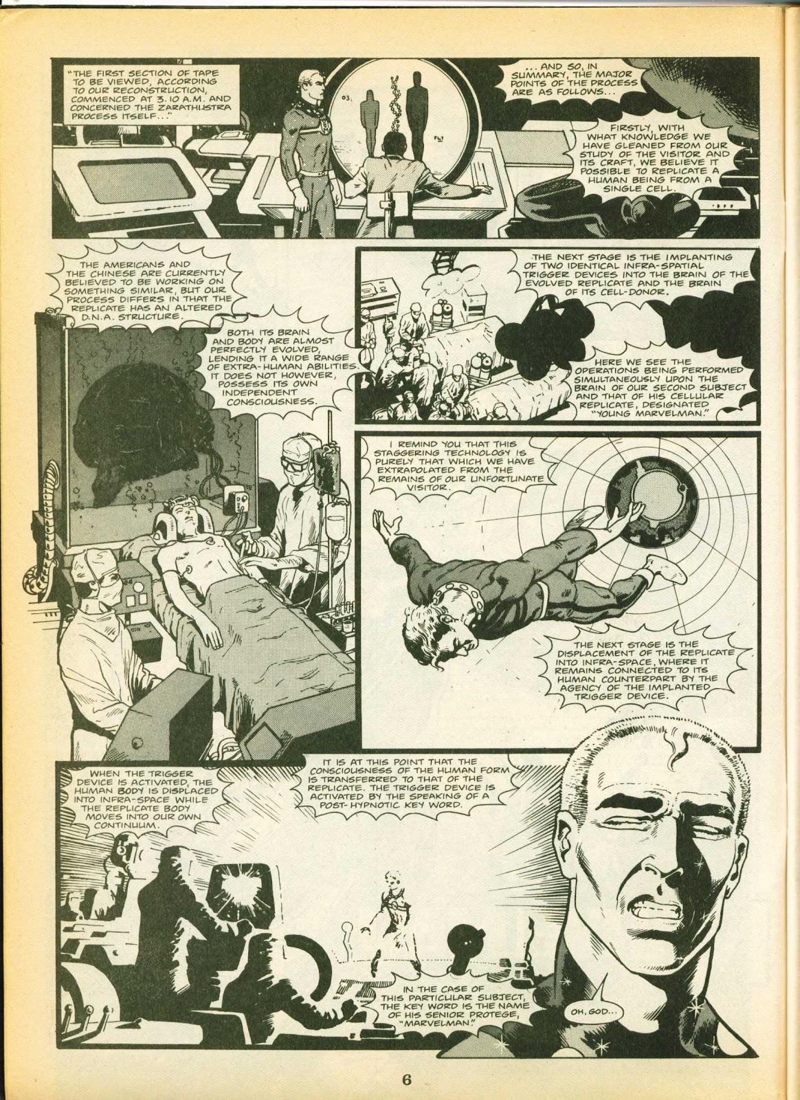 Warrior Issue #11 #12 - English 6