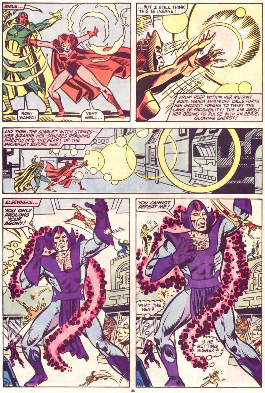 The Avengers (1963) 250 Page 33
