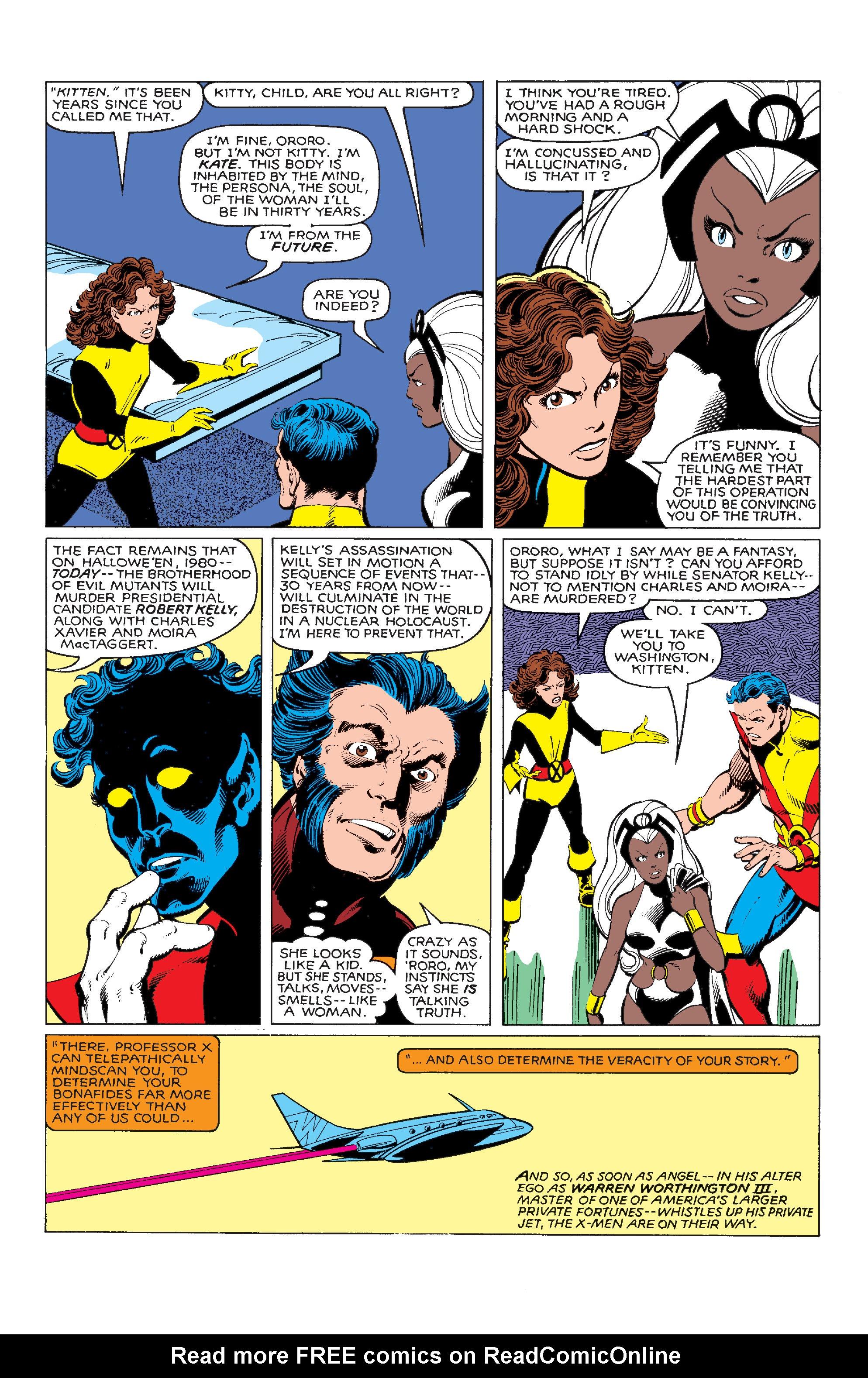 Uncanny X-Men (1963) 141 Page 13