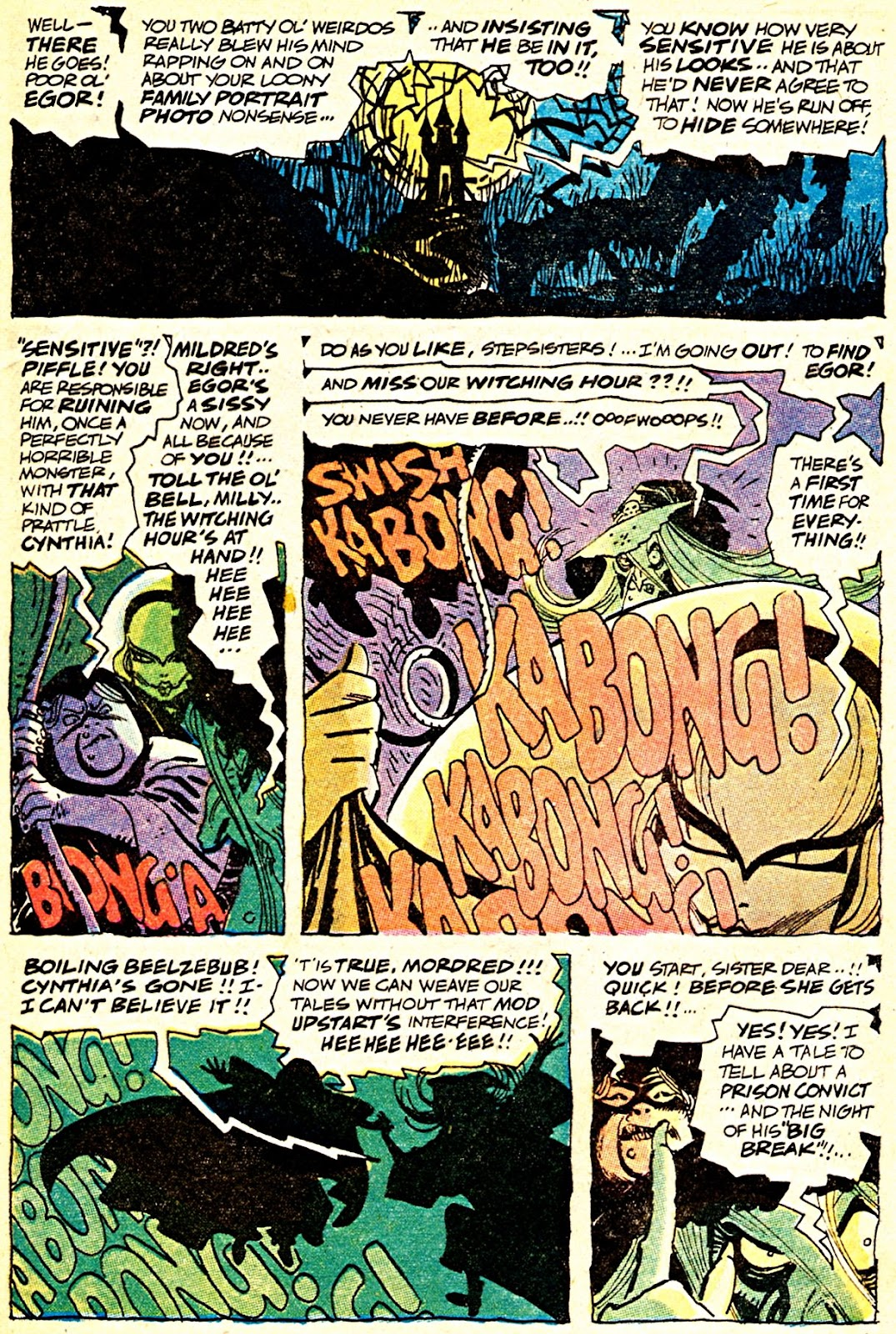 The Witching Hour (1969) issue 7 - Page 3
