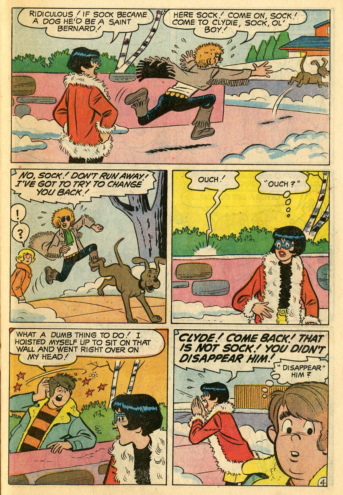 Read online She's Josie comic -  Issue #39 - 23
