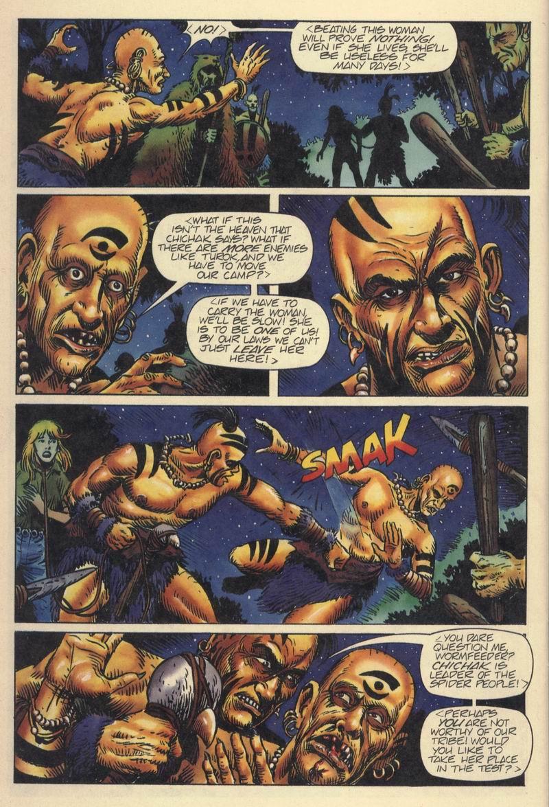 Read online Turok, Dinosaur Hunter (1993) comic -  Issue #8 - 19