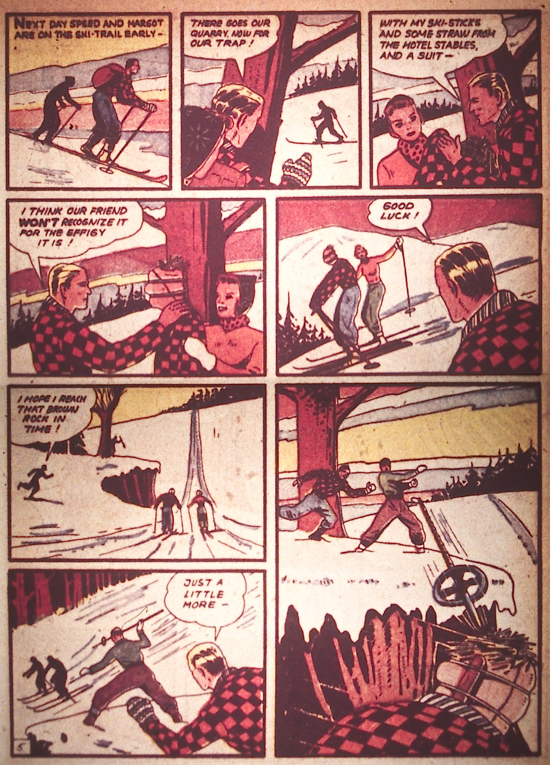 Detective Comics (1937) 23 Page 6