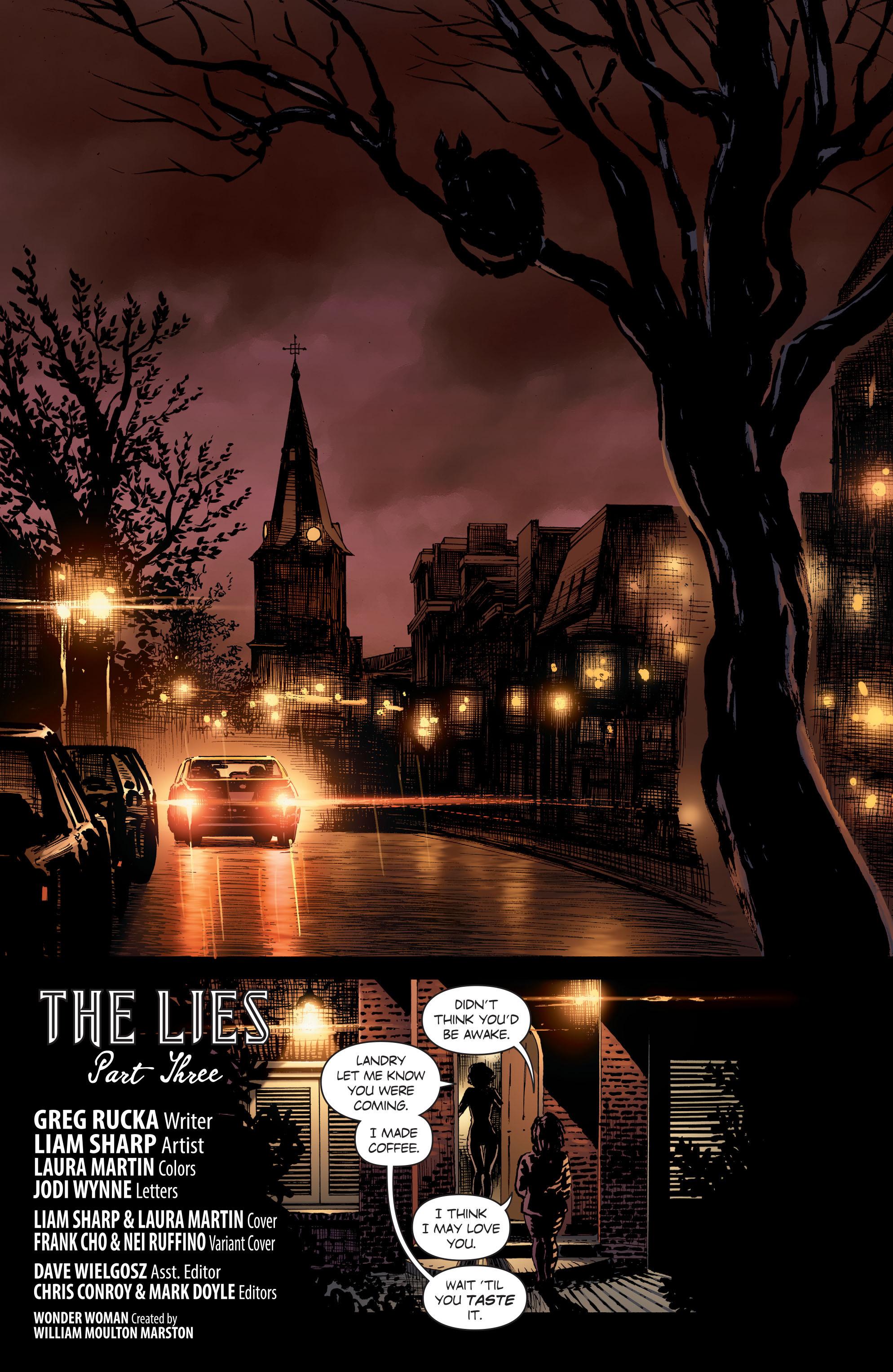 Read online Wonder Woman (2016) comic -  Issue #5 - 3