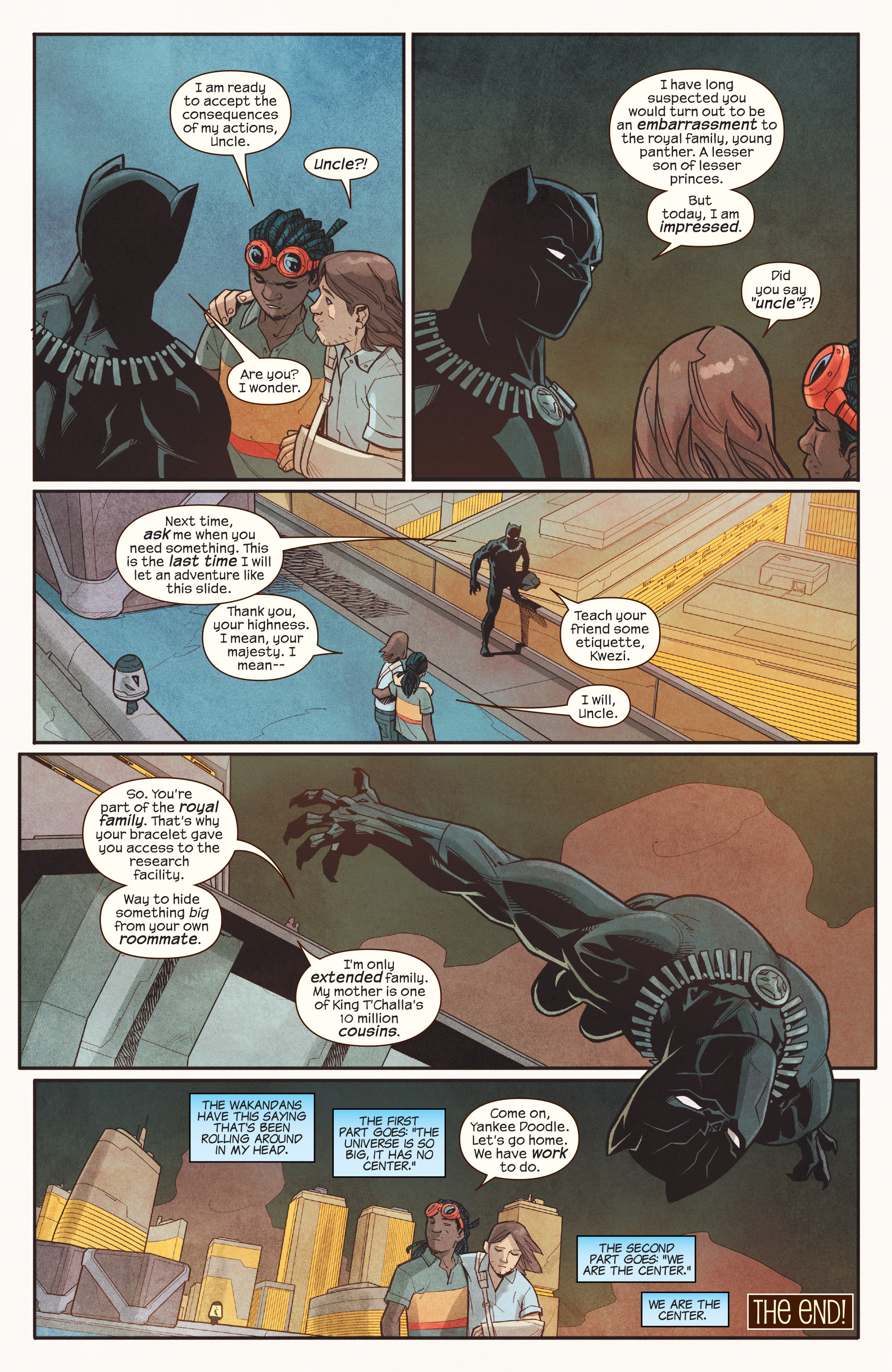 Read online Ms. Marvel (2016) comic -  Issue #18 - 22