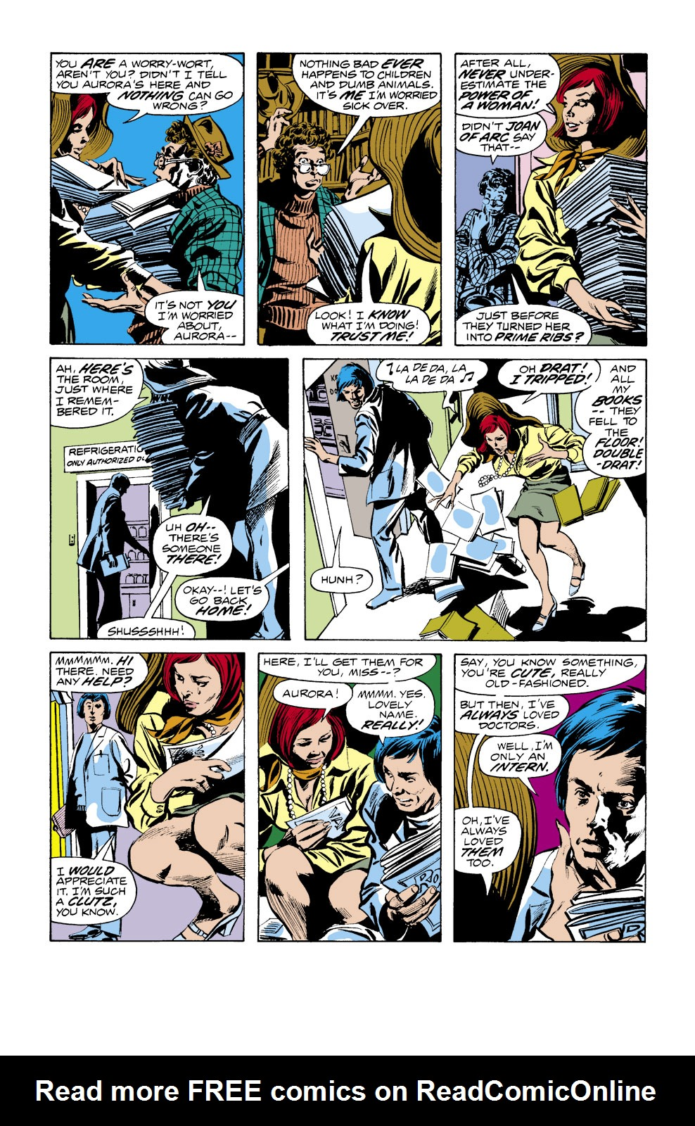 Tomb of Dracula (1972) issue 38 - Page 7