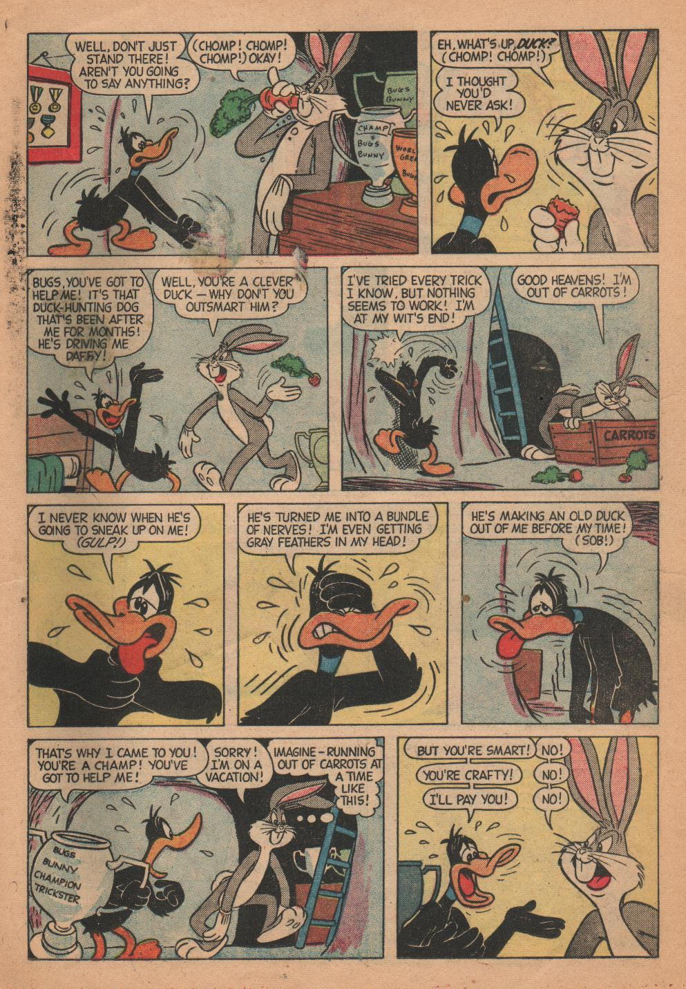 Bugs Bunny (1952) issue 62 - Page 25