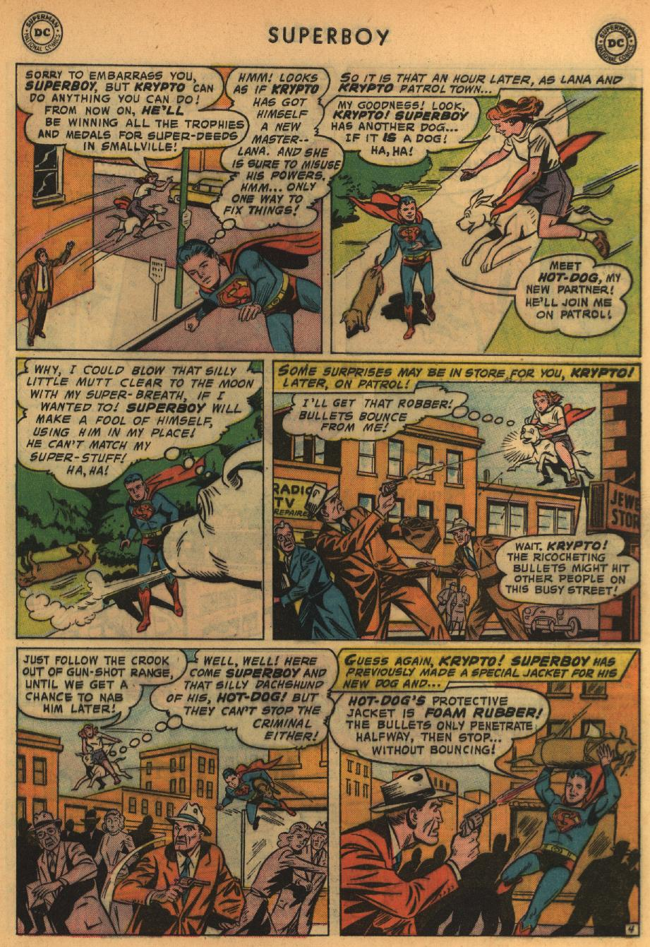 Superboy (1949) issue 64 - Page 24