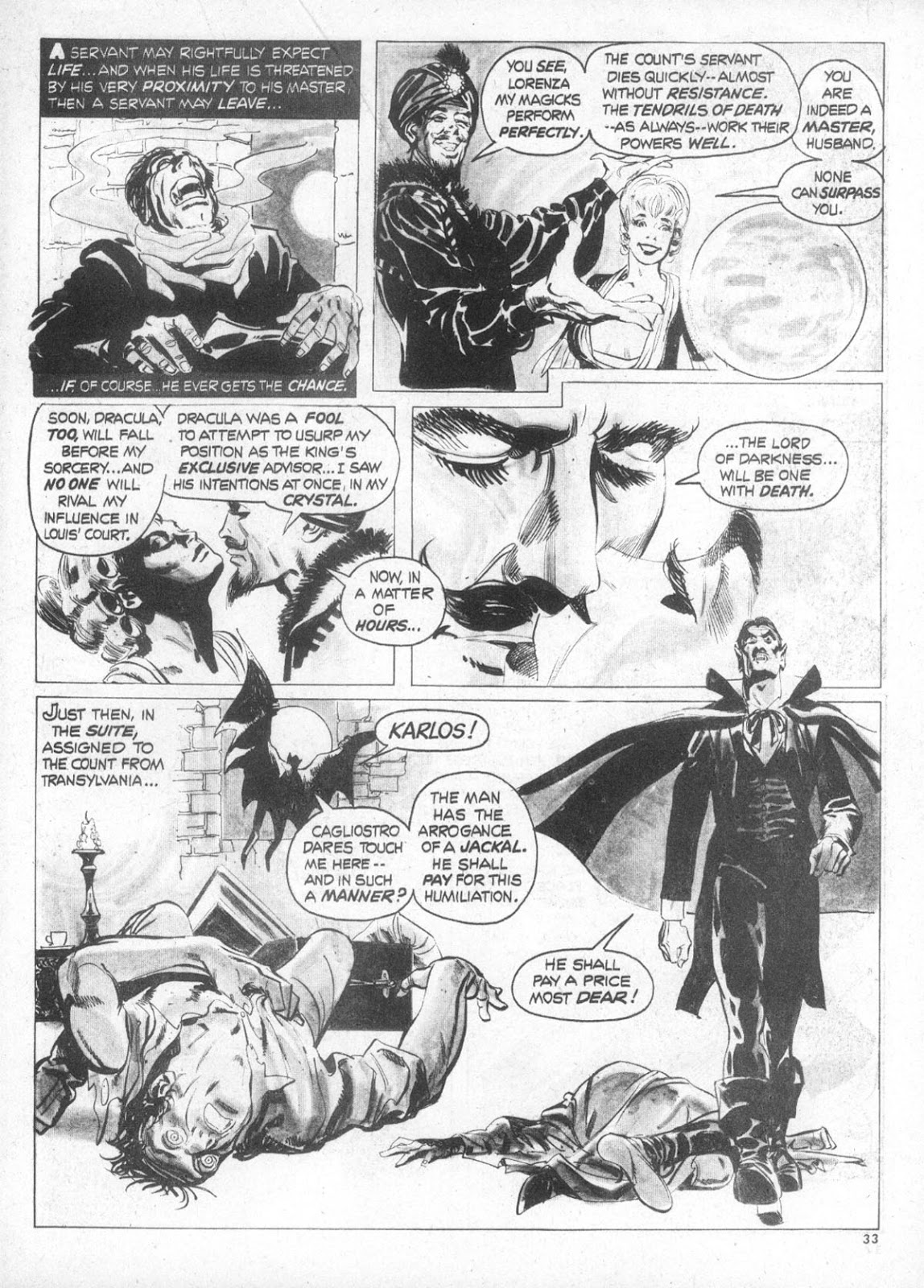 Dracula Lives issue 5 - Page 31