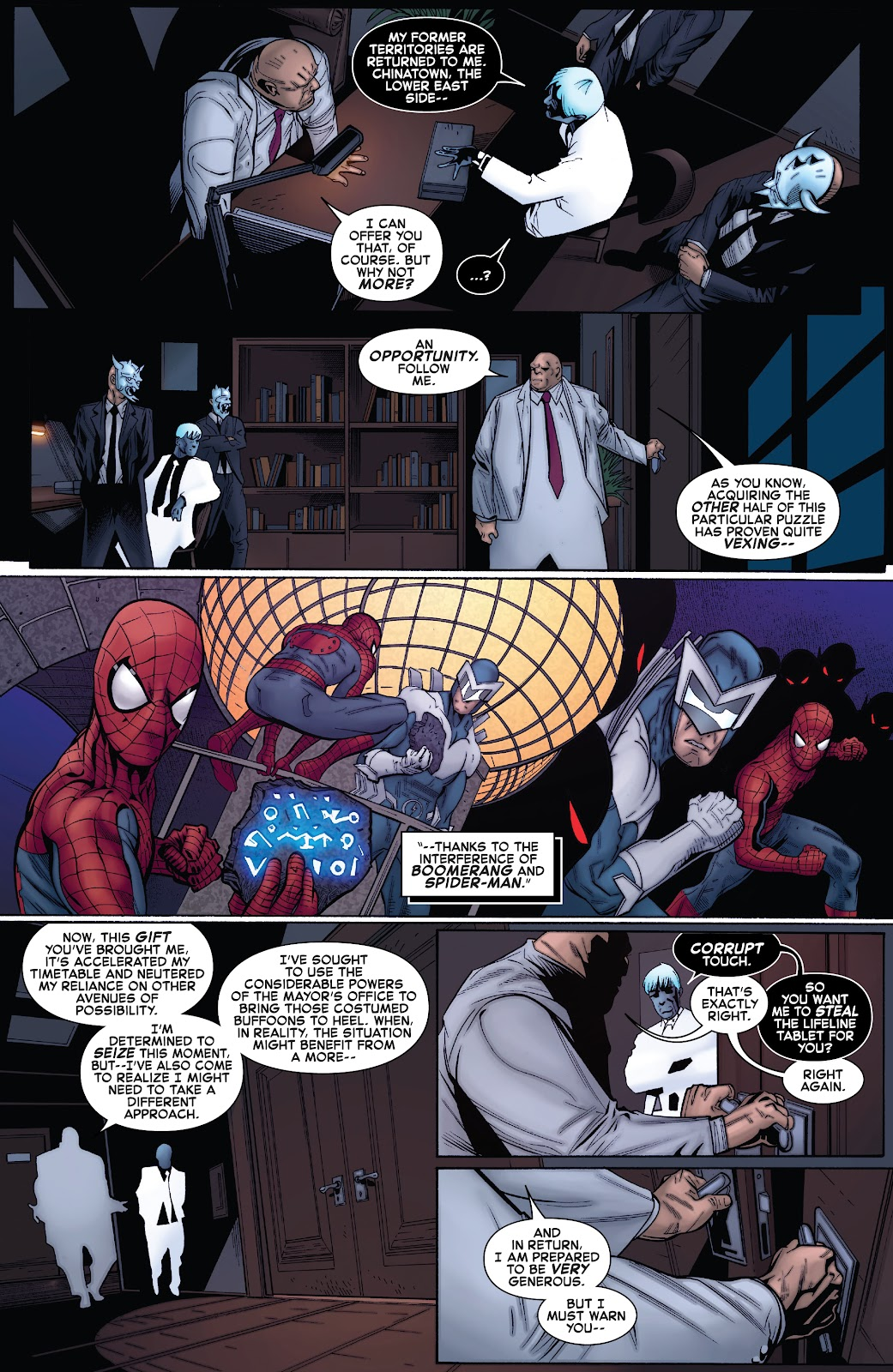 The Amazing Spider-Man (2018) issue 59 - Page 21