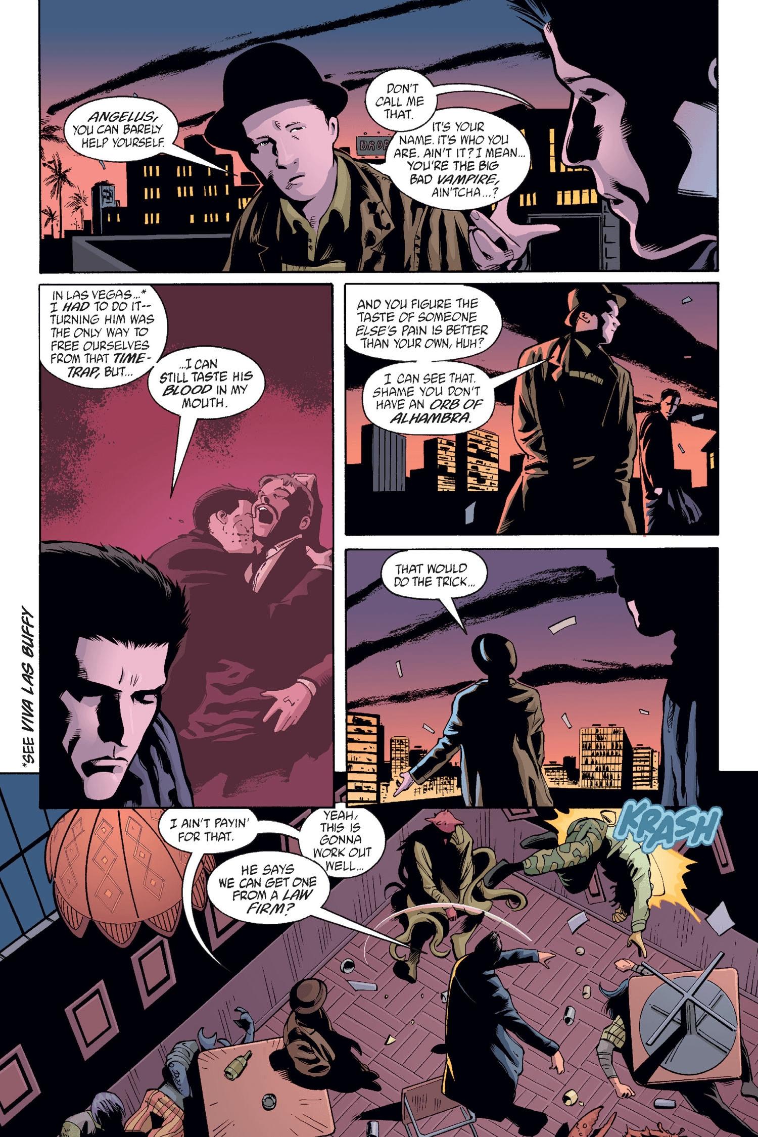 Read online Buffy the Vampire Slayer: Omnibus comic -  Issue # TPB 2 - 25