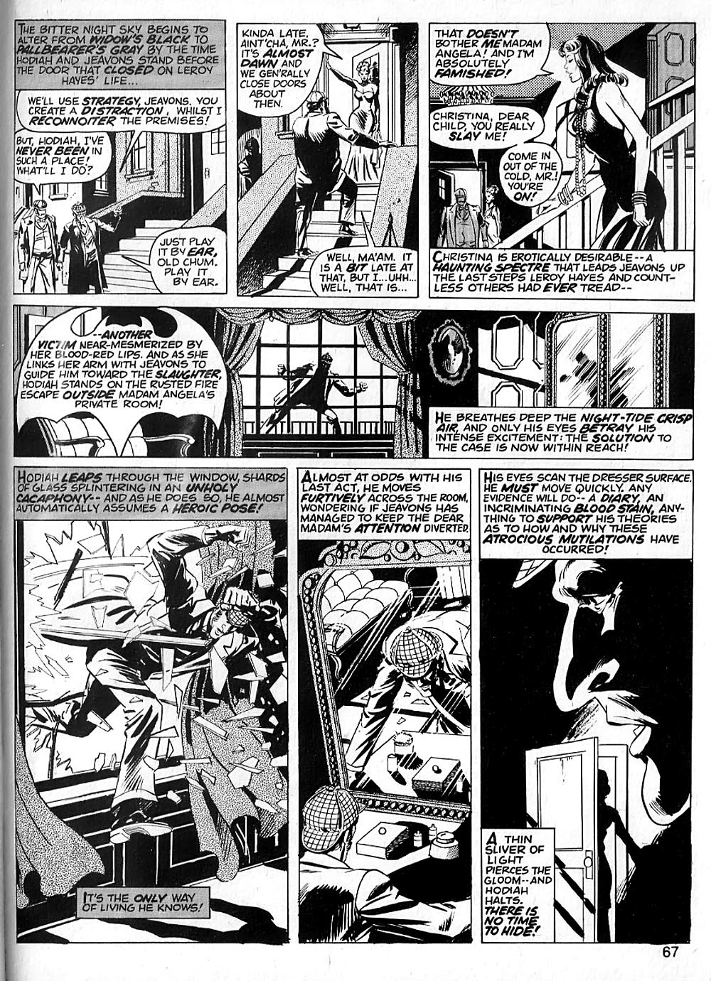 Vampire Tales issue 2 - Page 68