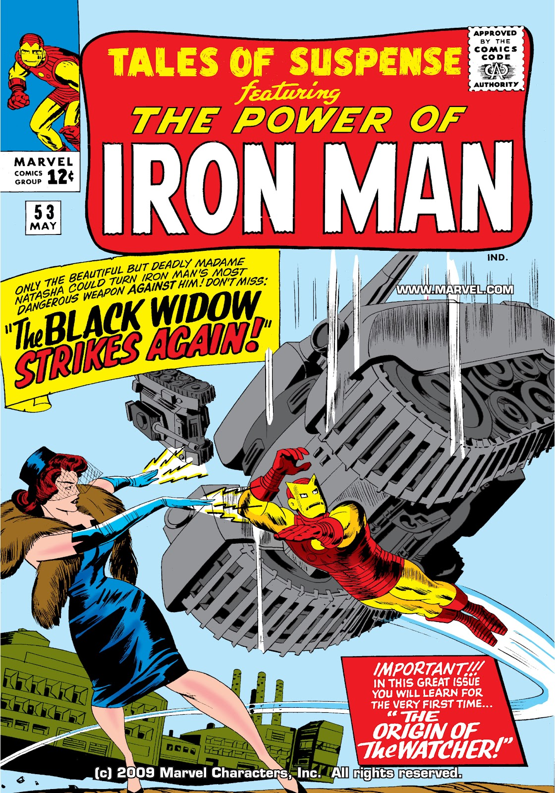Read online Marvel Masterworks: The Invincible Iron Man comic -  Issue # TPB 2 (Part 1) - 31