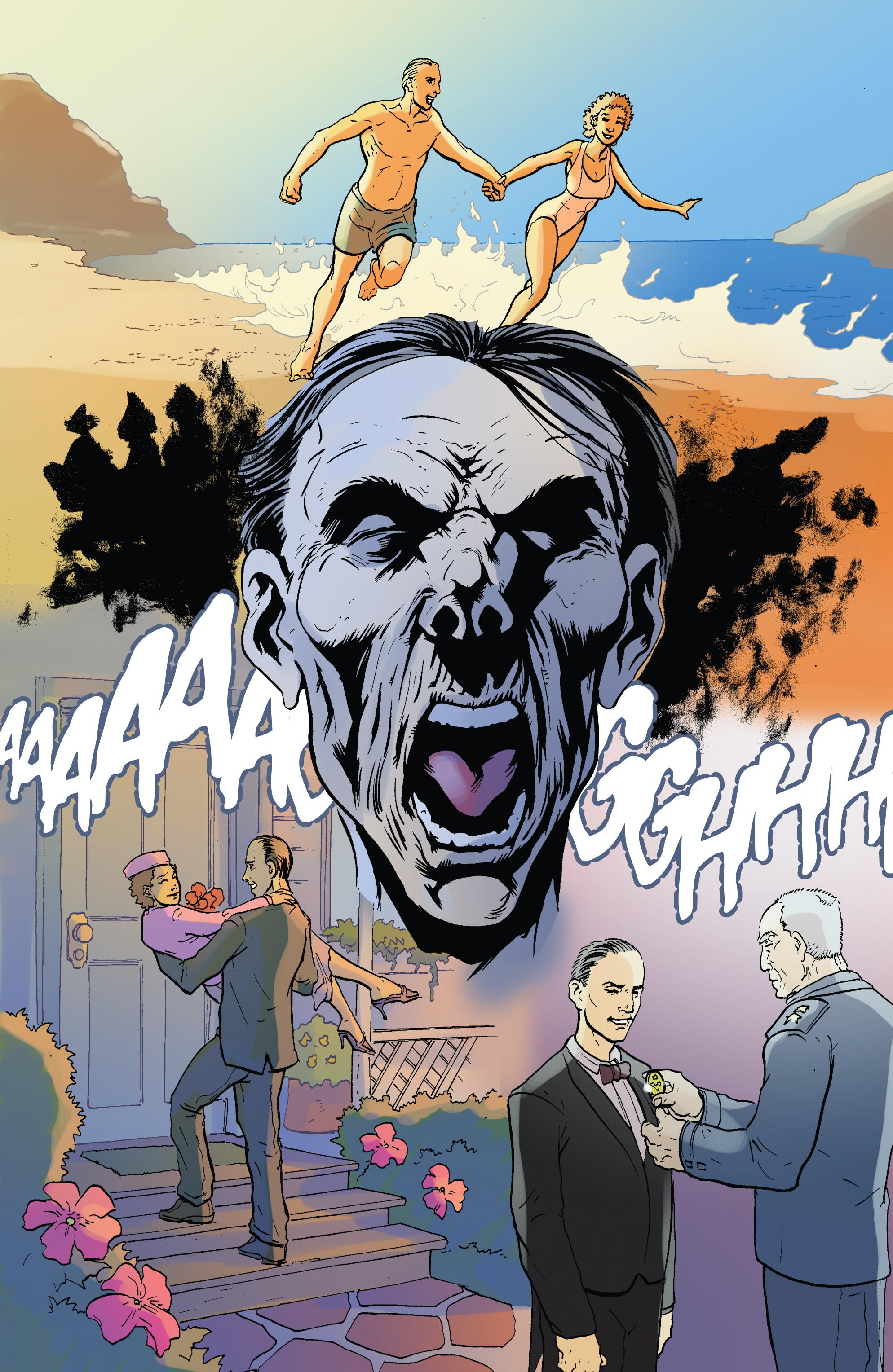 Read online Hoax Hunters (2012) comic -  Issue # TPB 2 - 31