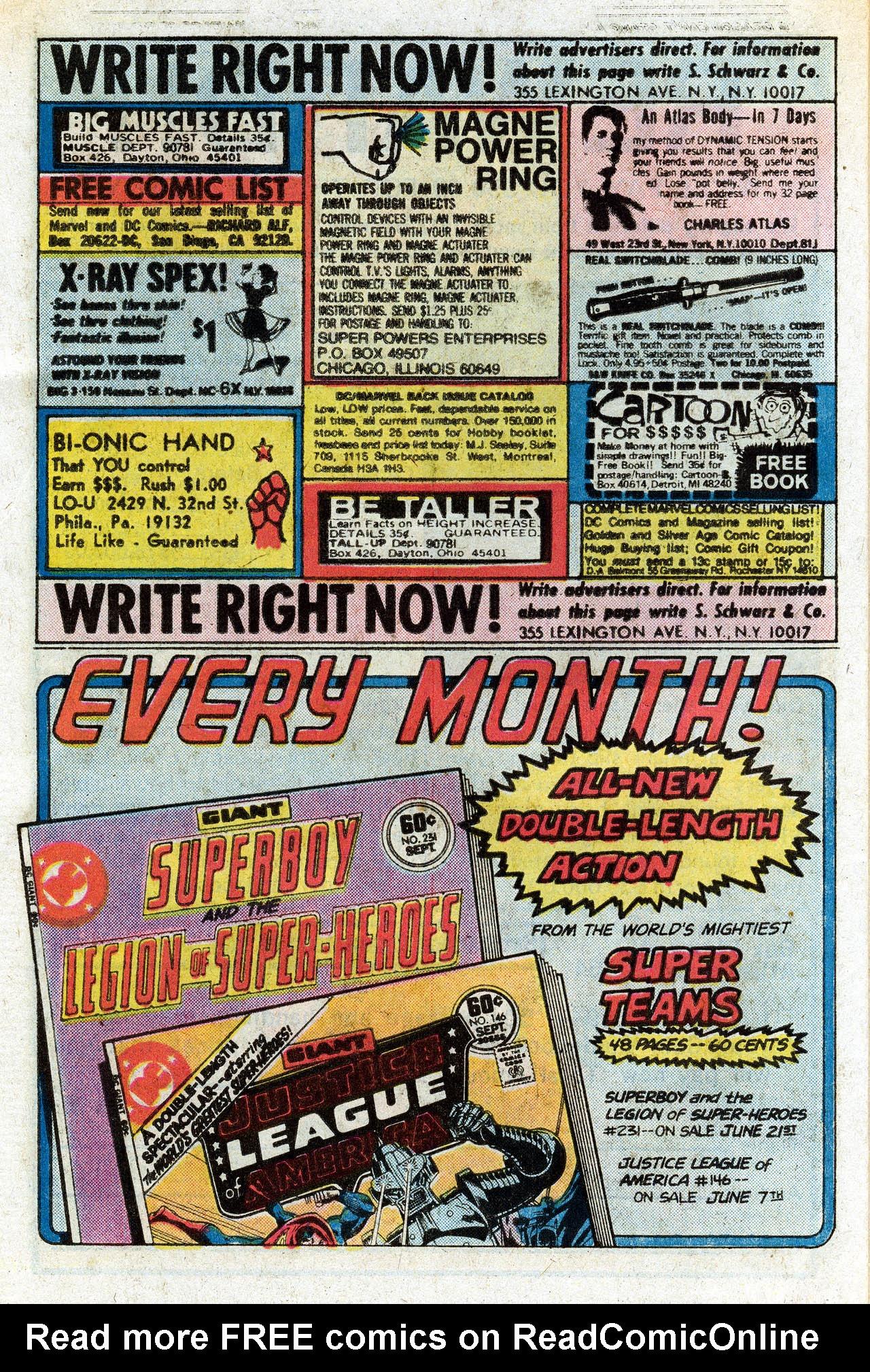 Read online Secret Society of Super-Villains comic -  Issue #9 - 30