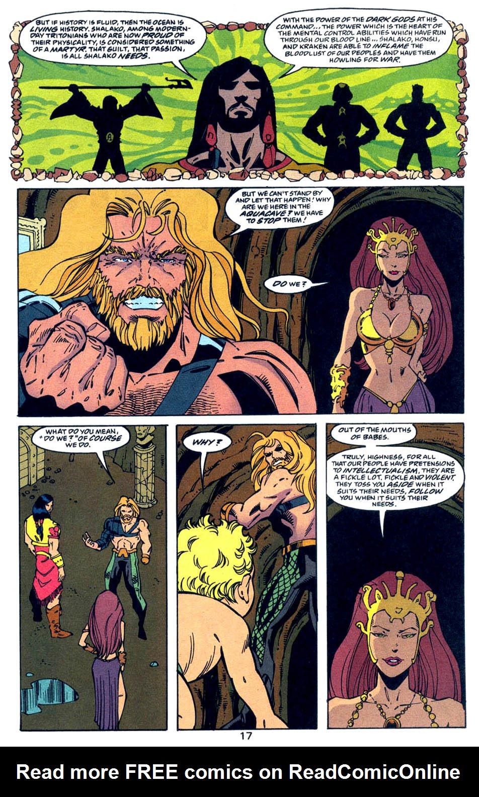 Read online Aquaman (1994) comic -  Issue #Aquaman (1994) _Annual 4 - 18