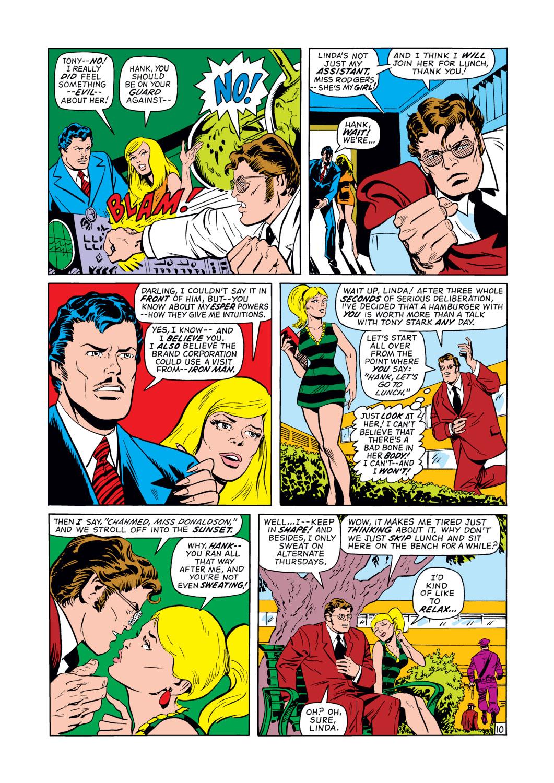 Read online Amazing Adventures (1970) comic -  Issue #12 - 11