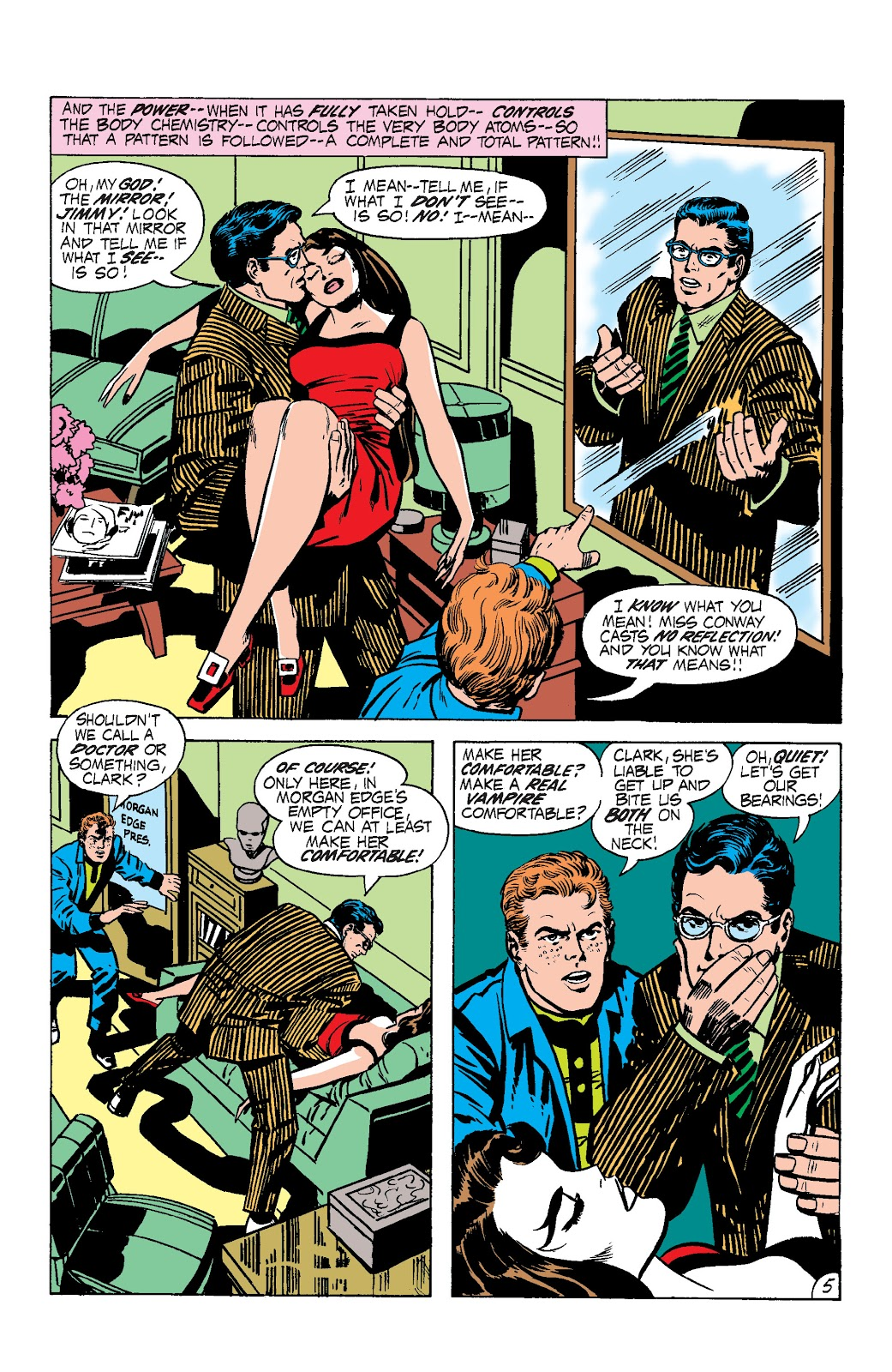 Read online Superman's Pal, Jimmy Olsen by Jack Kirby comic -  Issue # TPB (Part 2) - 95