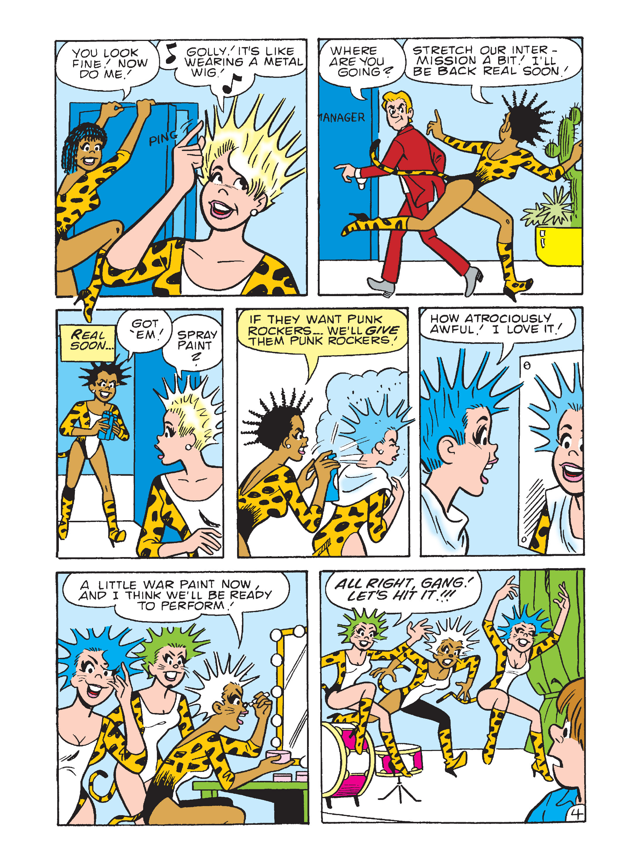 Read online Archie 75th Anniversary Digest comic -  Issue #1 - 72