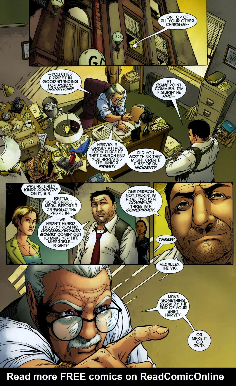 Read online Gotham Gazette comic -  Issue # Issue Batman Alive - 5