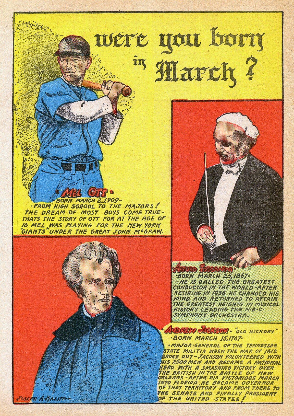 Read online Amazing Man Comics comic -  Issue #10 - 67