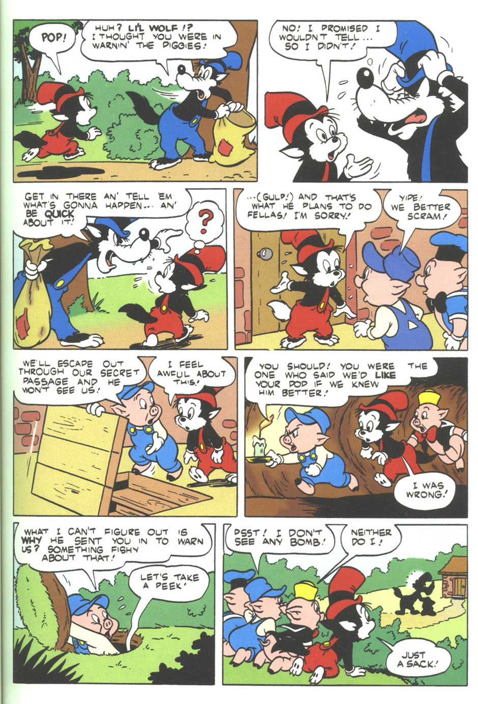 Walt Disney's Comics and Stories issue 610 - Page 43
