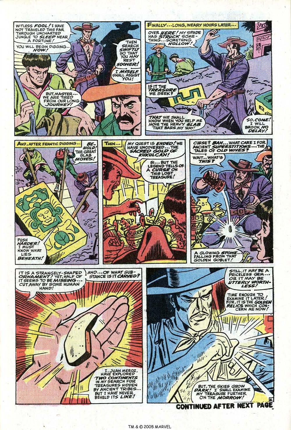 Read online Uncanny X-Men (1963) comic -  Issue #73 - 9