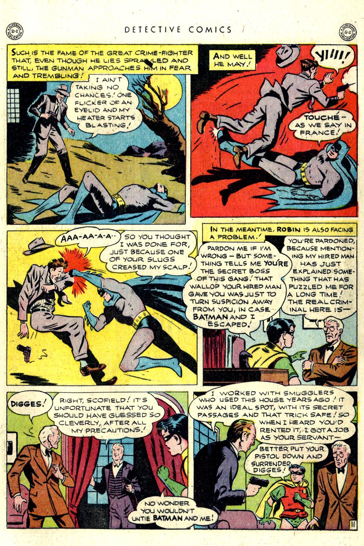 Read online Detective Comics (1937) comic -  Issue #100 - 13
