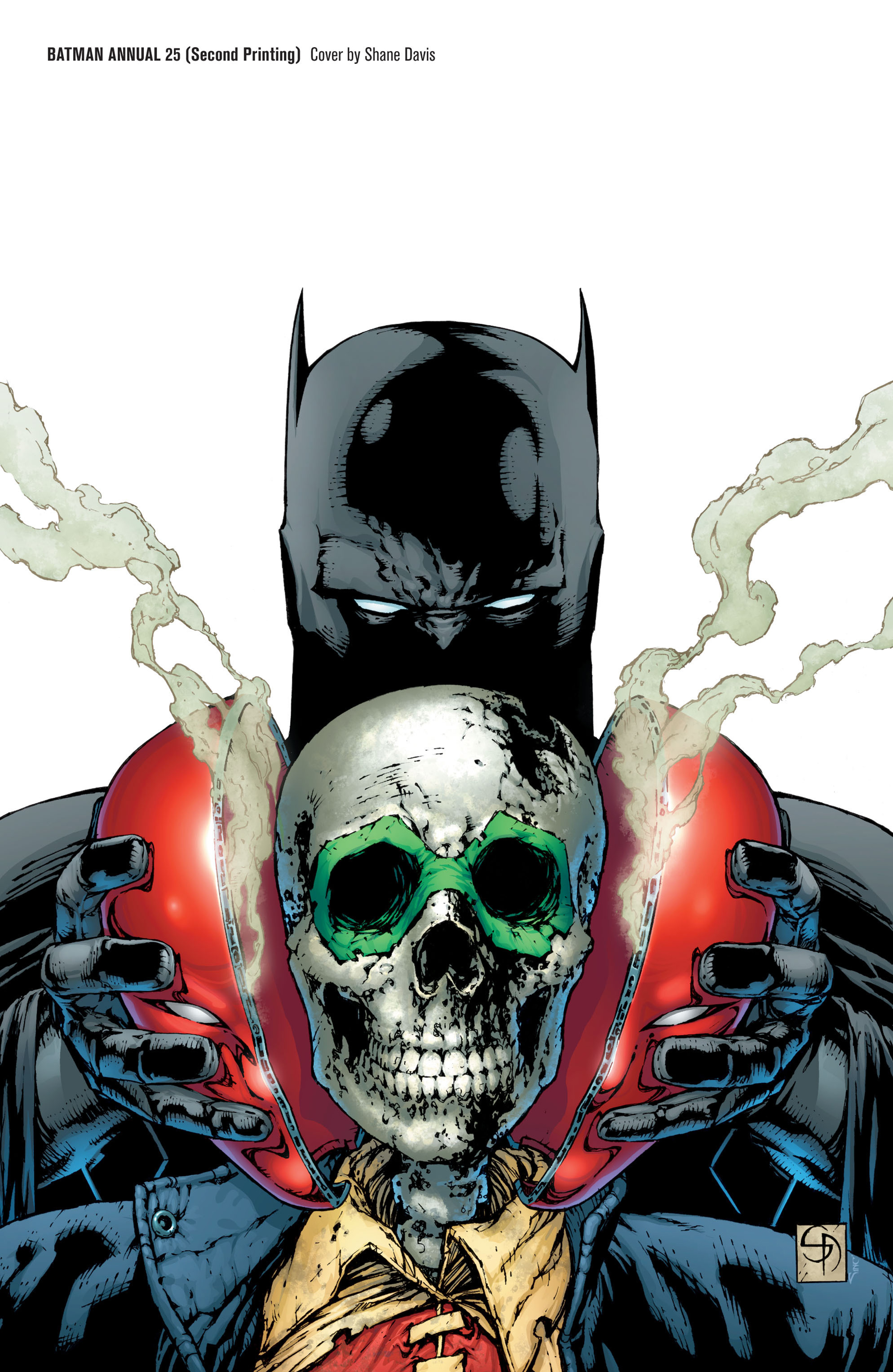 Read online Batman: Under The Red Hood comic -  Issue # Full - 358