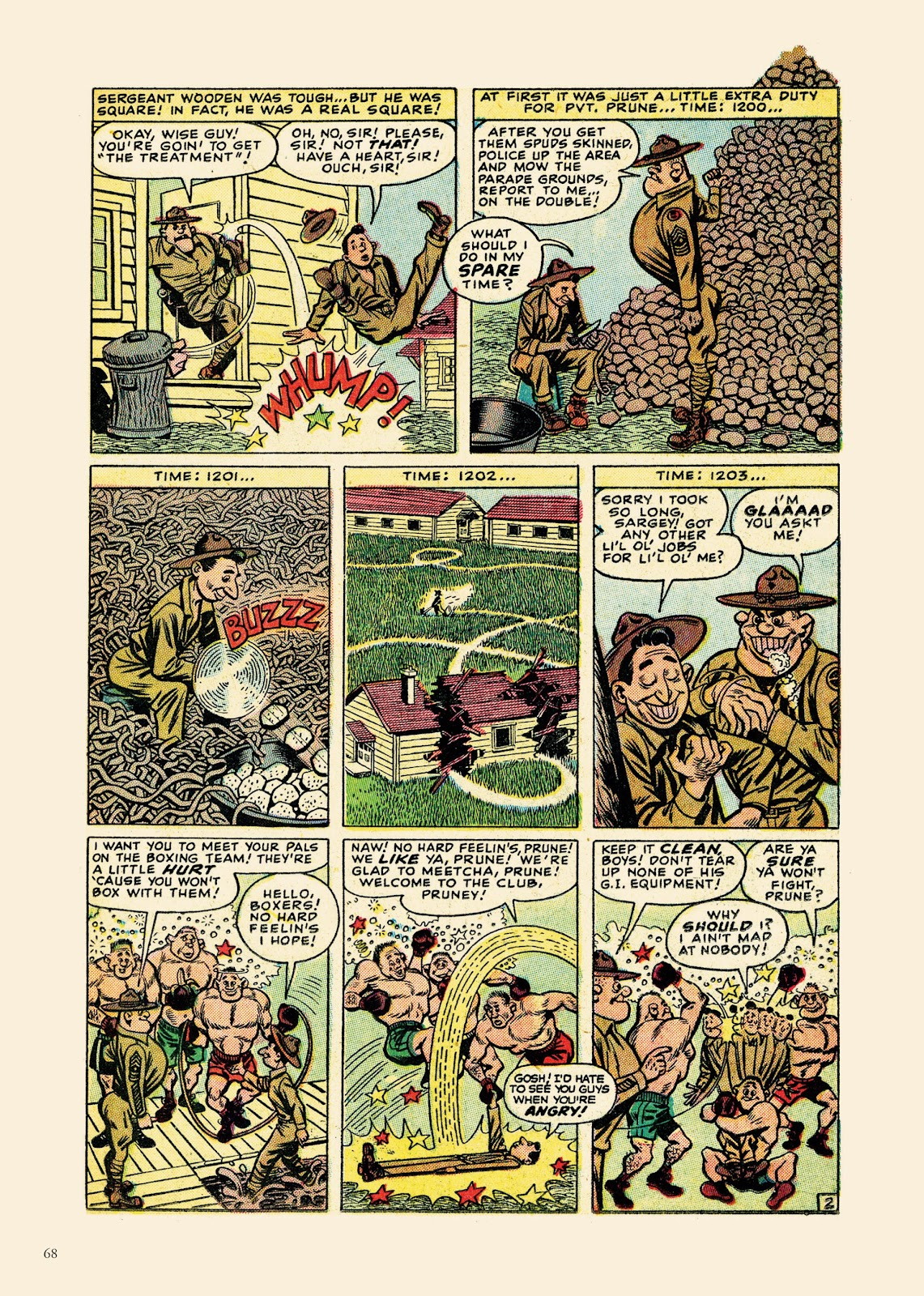Read online Sincerest Form of Parody: The Best 1950s MAD-Inspired Satirical Comics comic -  Issue # TPB (Part 1) - 69