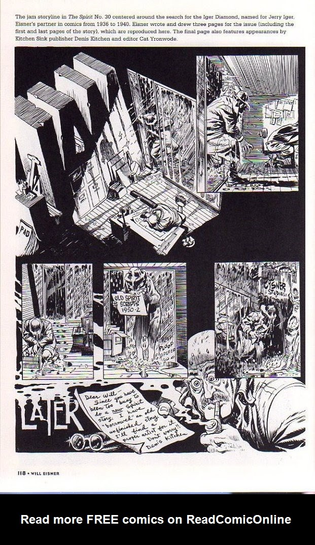 Read online Will Eisner's The Spirit Archives comic -  Issue # TPB 26 (Part 2) - 25