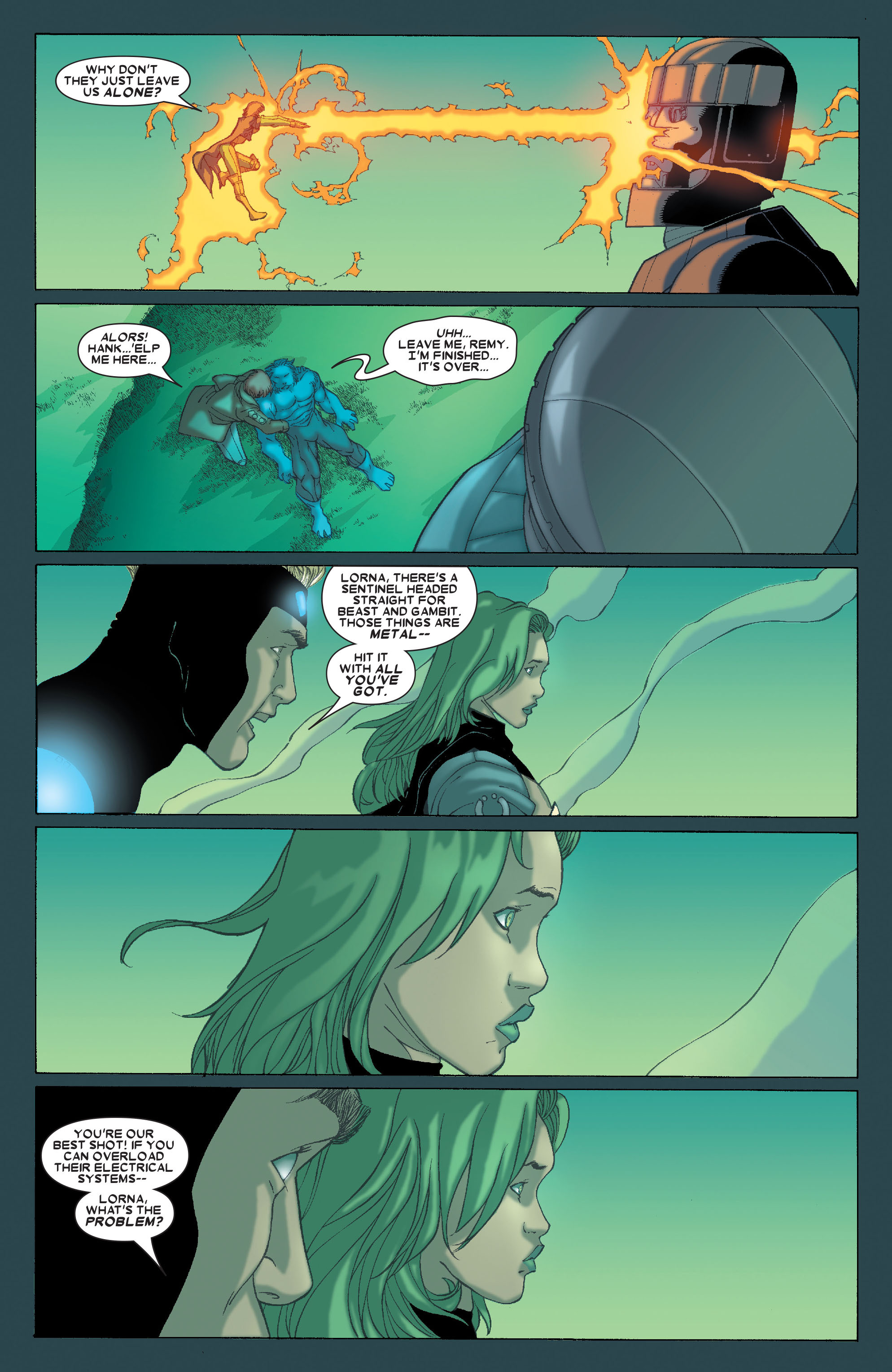 X-Men (1991) 177 Page 7