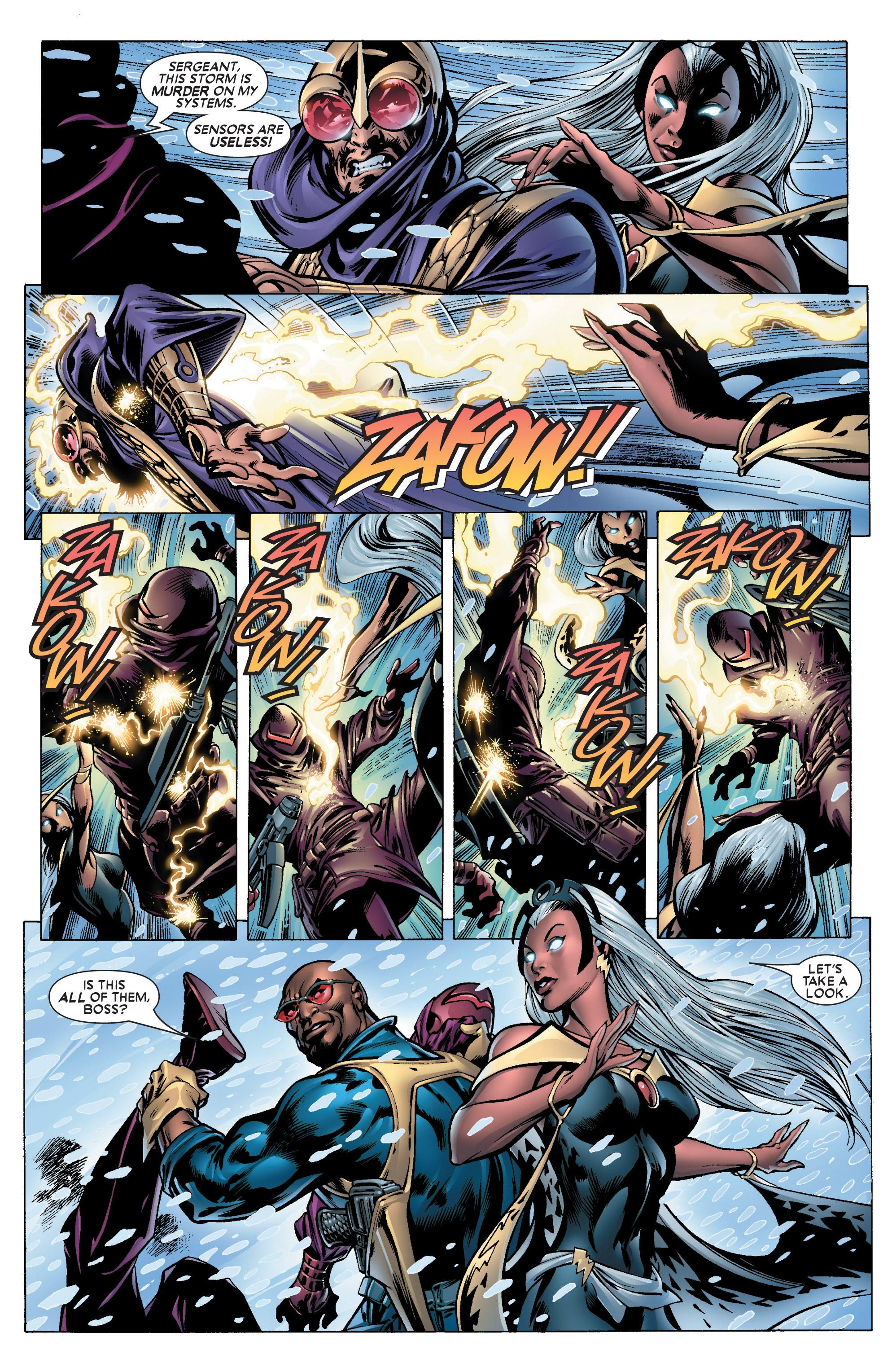 Read online Uncanny X-Men (1963) comic -  Issue #444 - 19