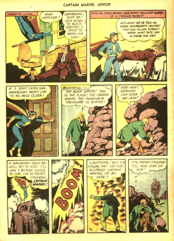 Captain Marvel, Jr. issue 39 - Page 15