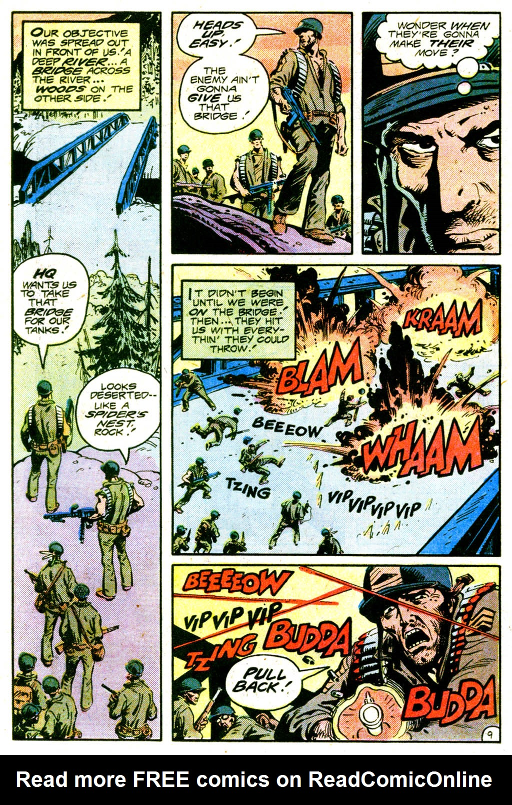 Read online Sgt. Rock comic -  Issue #375 - 13