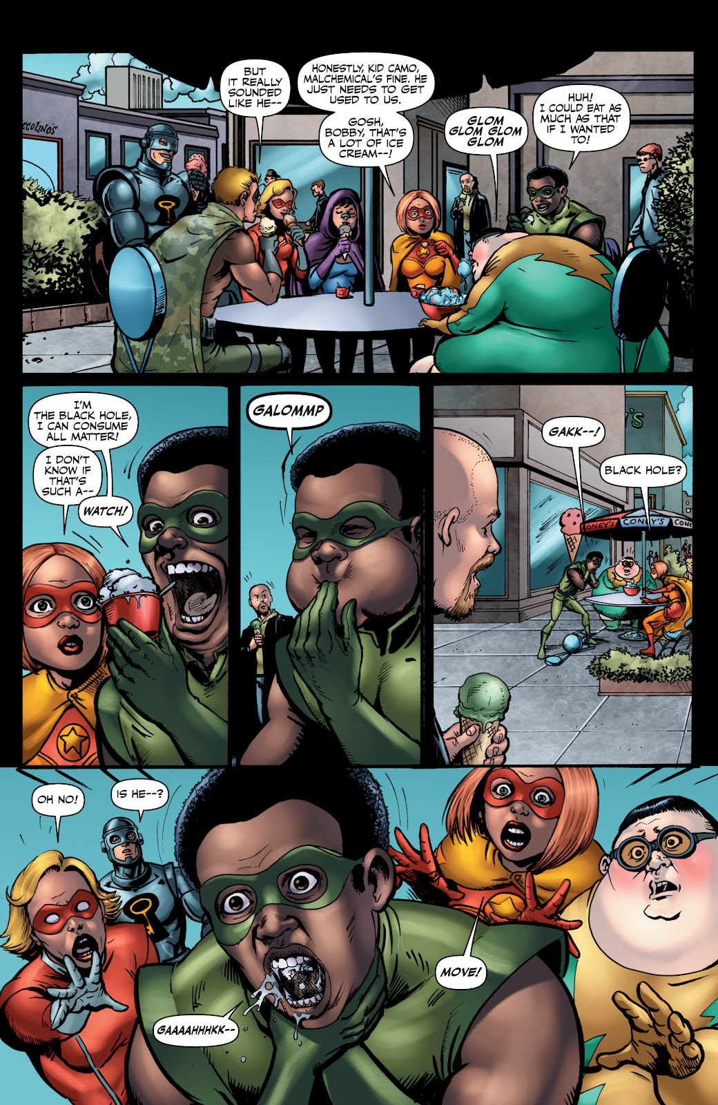 Read online The Boys Omnibus comic -  Issue # TPB 4 (Part 1) - 71