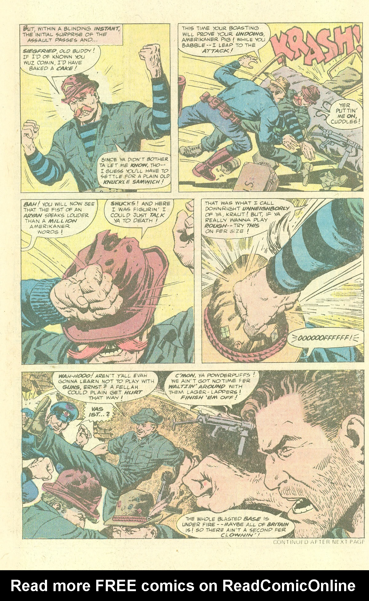 Read online Sgt. Fury comic -  Issue #143 - 9