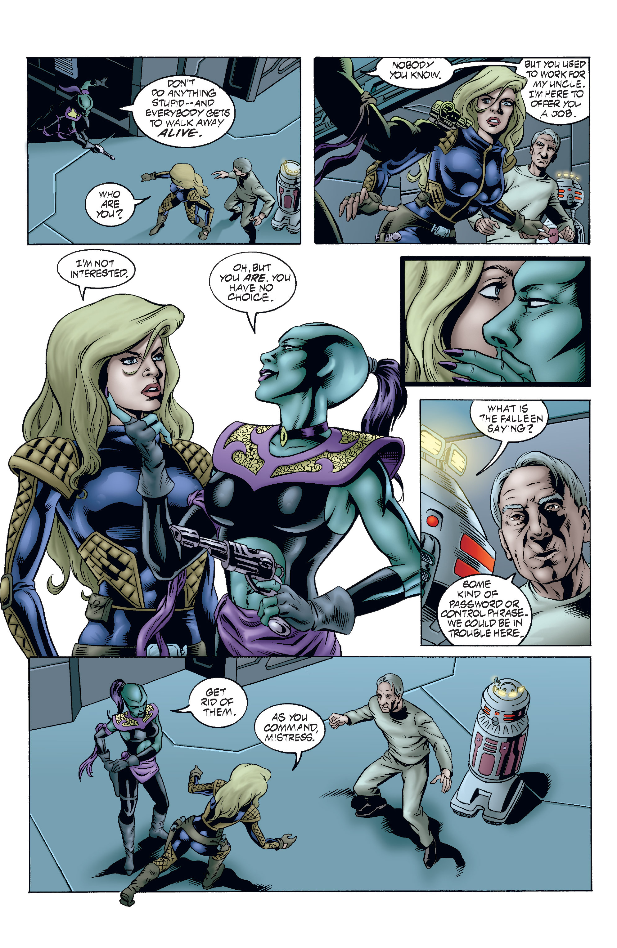 Read online Star Wars Omnibus comic -  Issue # Vol. 11 - 405