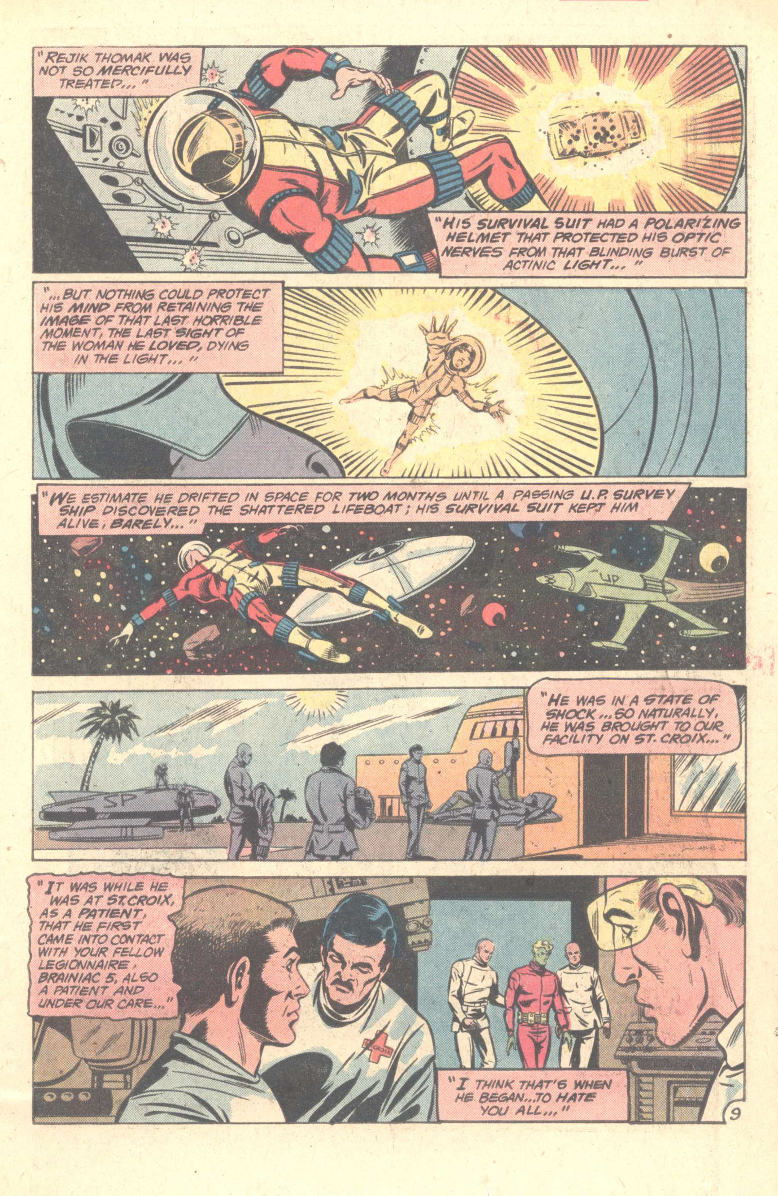 Legion of Super-Heroes (1980) 259 Page 14