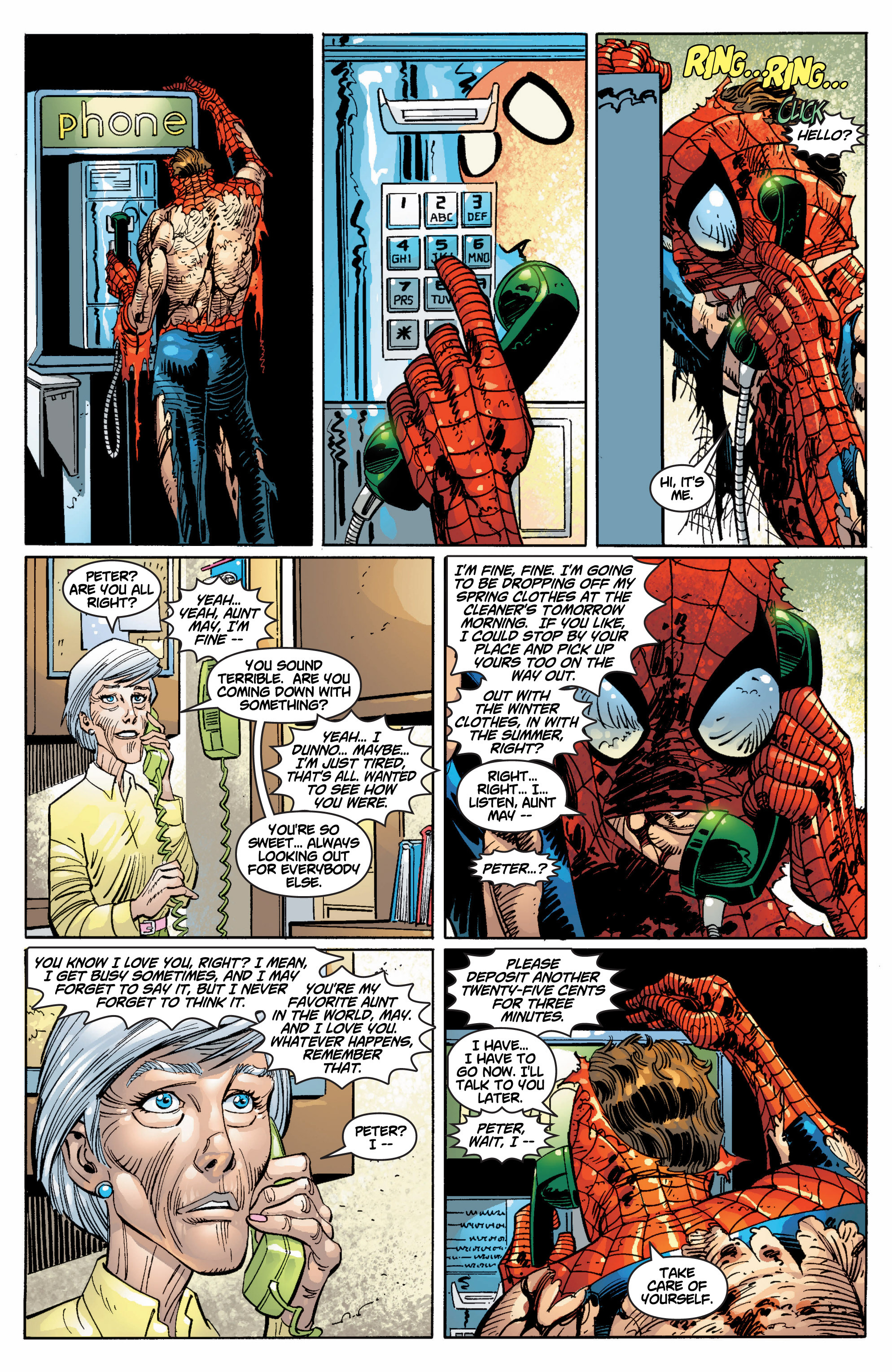 The Amazing Spider-Man (1999) 34 Page 13